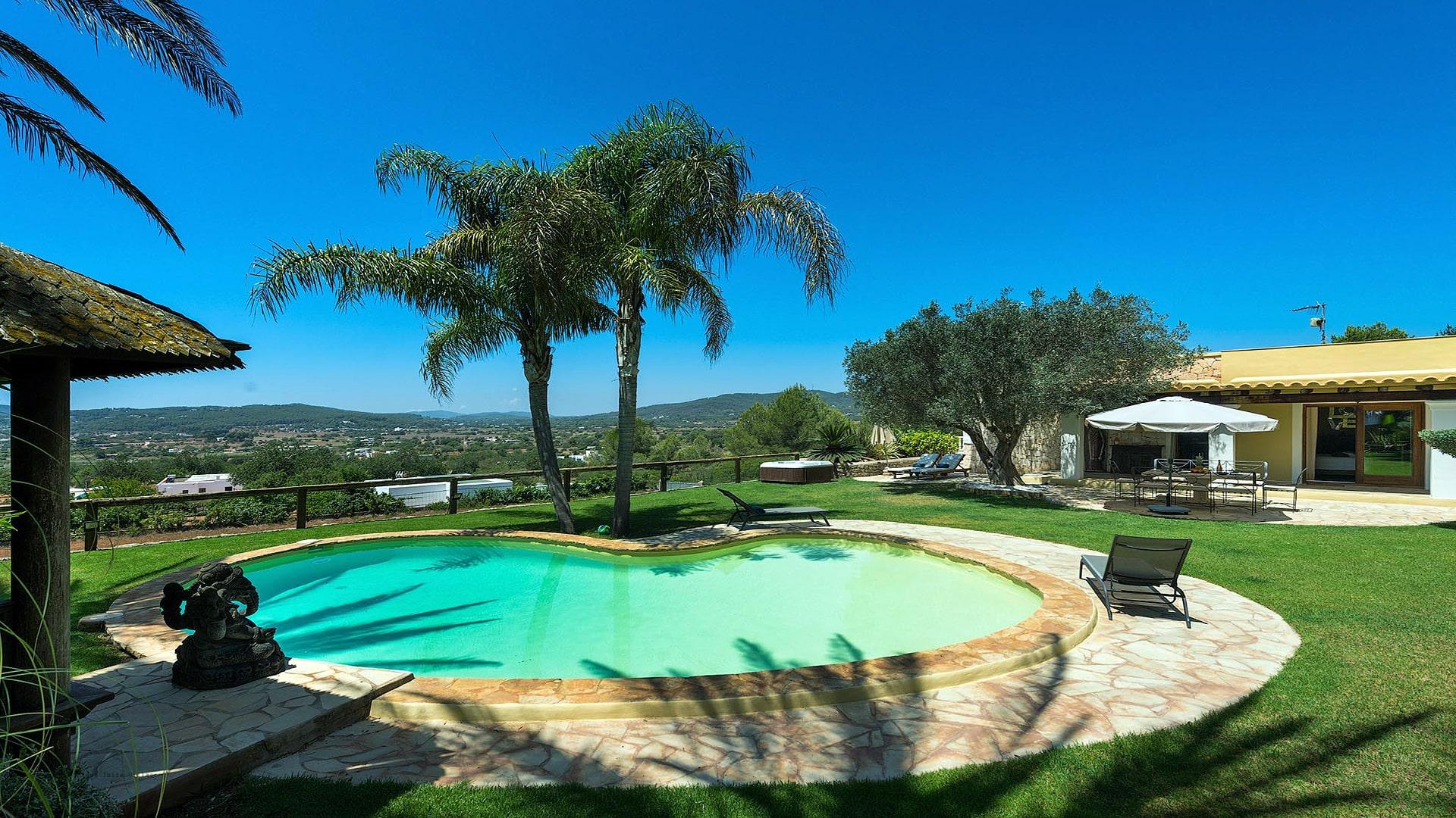 Casa Beni Ibiza 1 Santa Eulalia