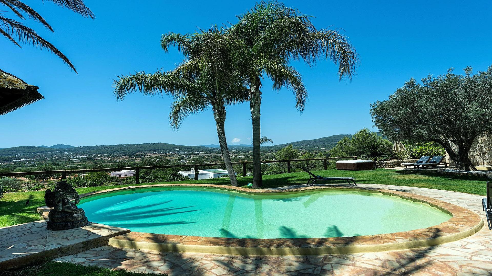 Casa Beni Ibiza 2 Santa Eulalia