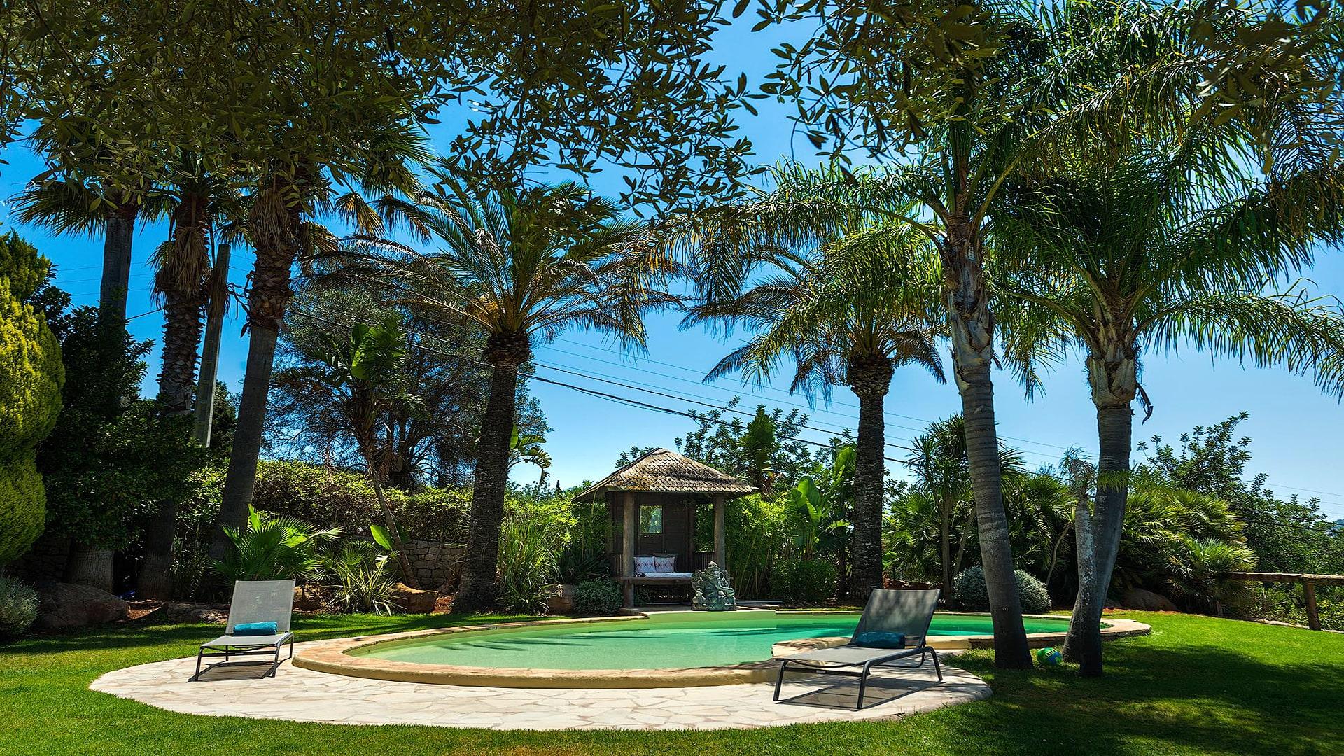 Casa Beni Ibiza 3 Santa Eulalia