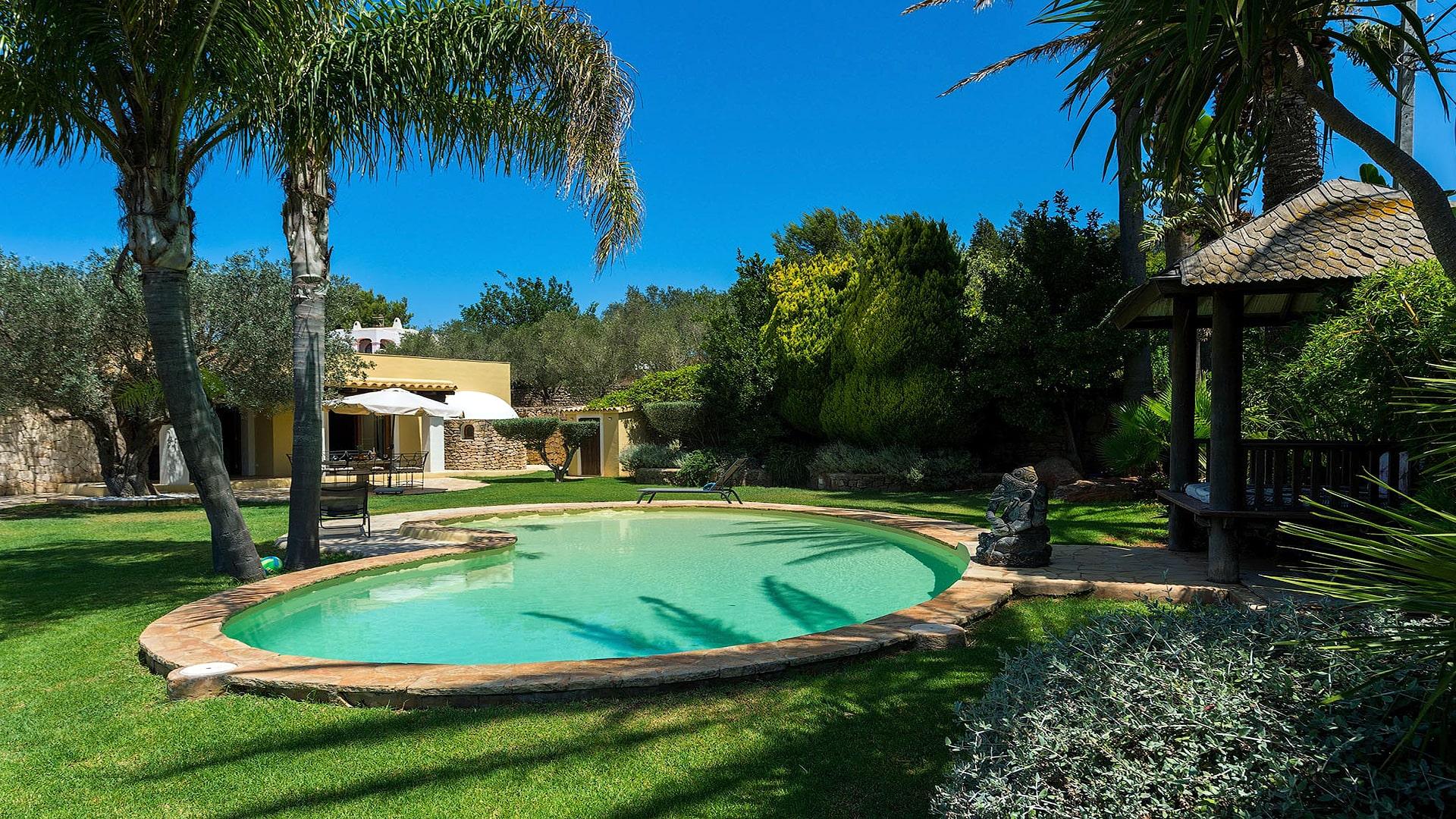 Casa Beni Ibiza 4 Santa Eulalia