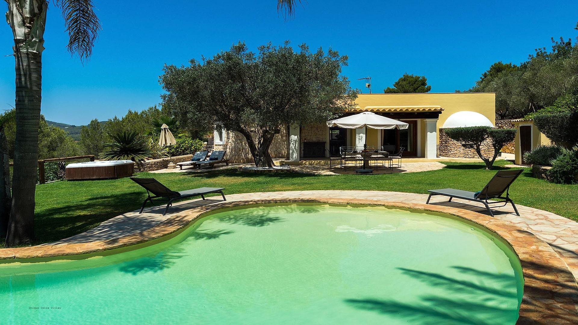 Casa Beni Ibiza 8 Santa Eulalia