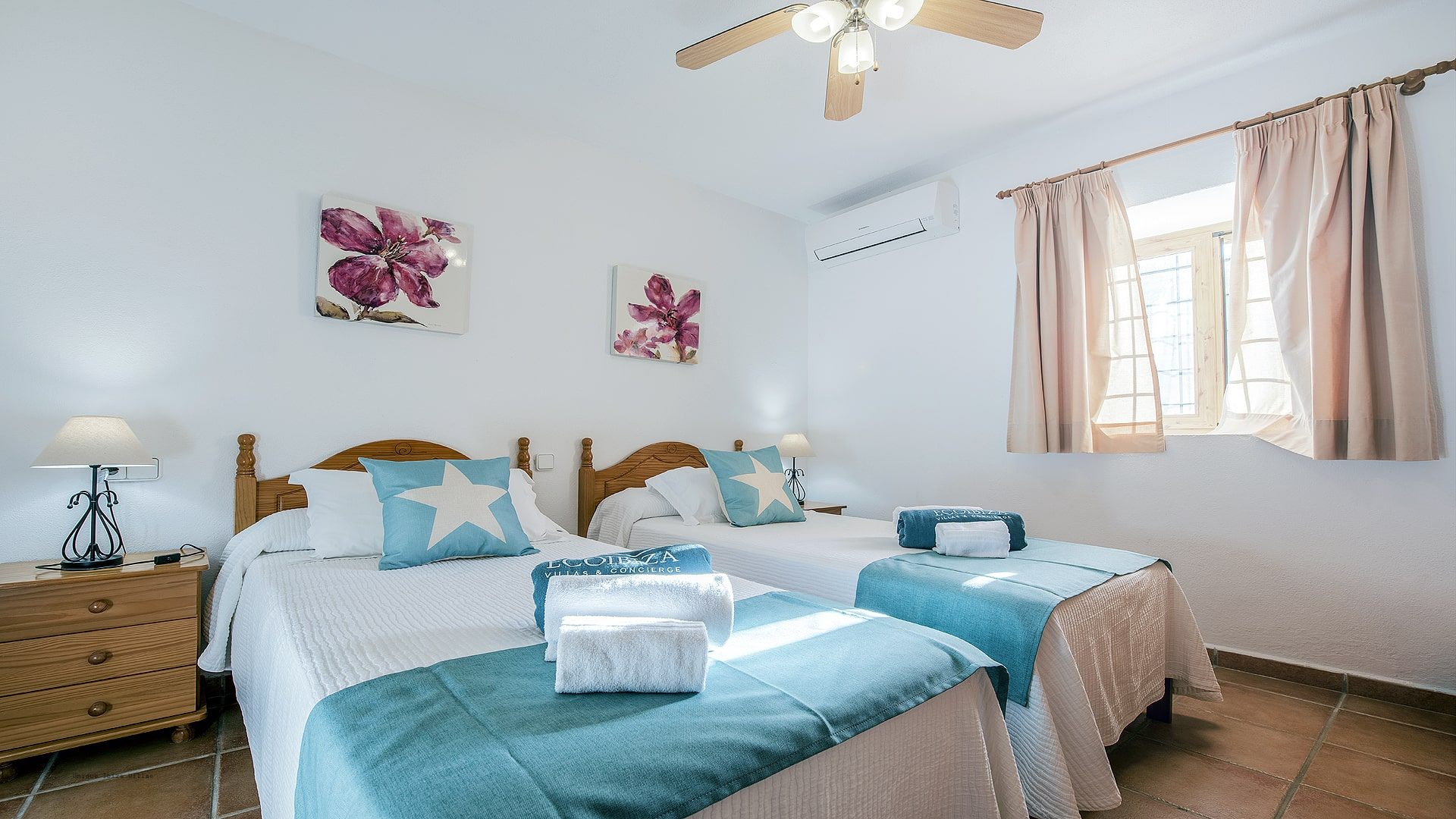 Villa Los Naranjos Ibiza 30 Bedroom 3