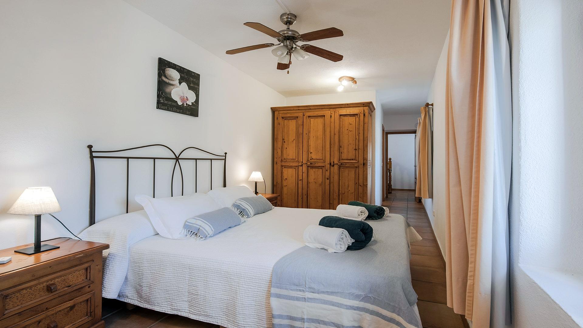Villa Los Naranjos Ibiza 31A Bedroom 1