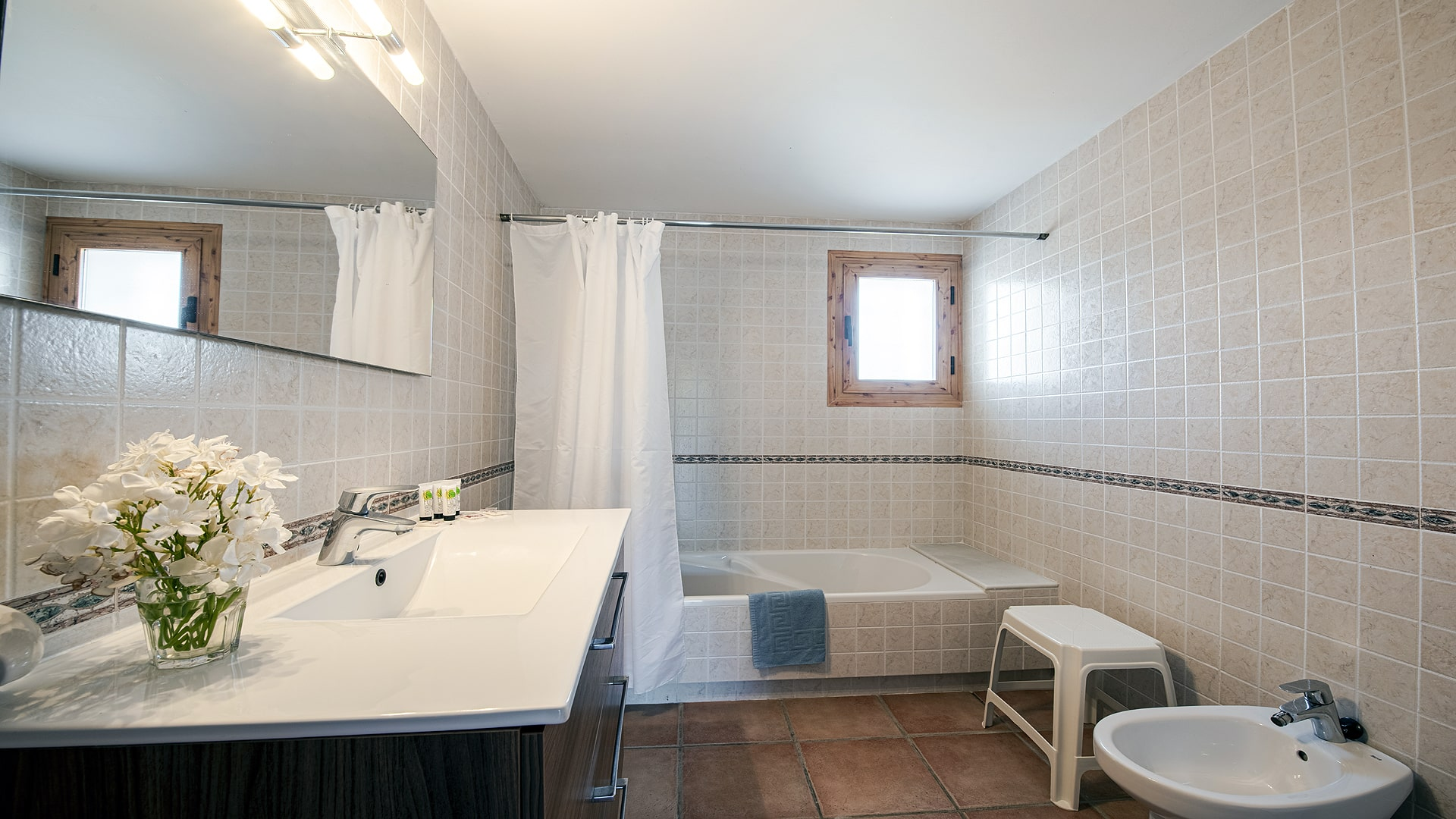 Villa Los Naranjos Ibiza 38A Bathroom 2
