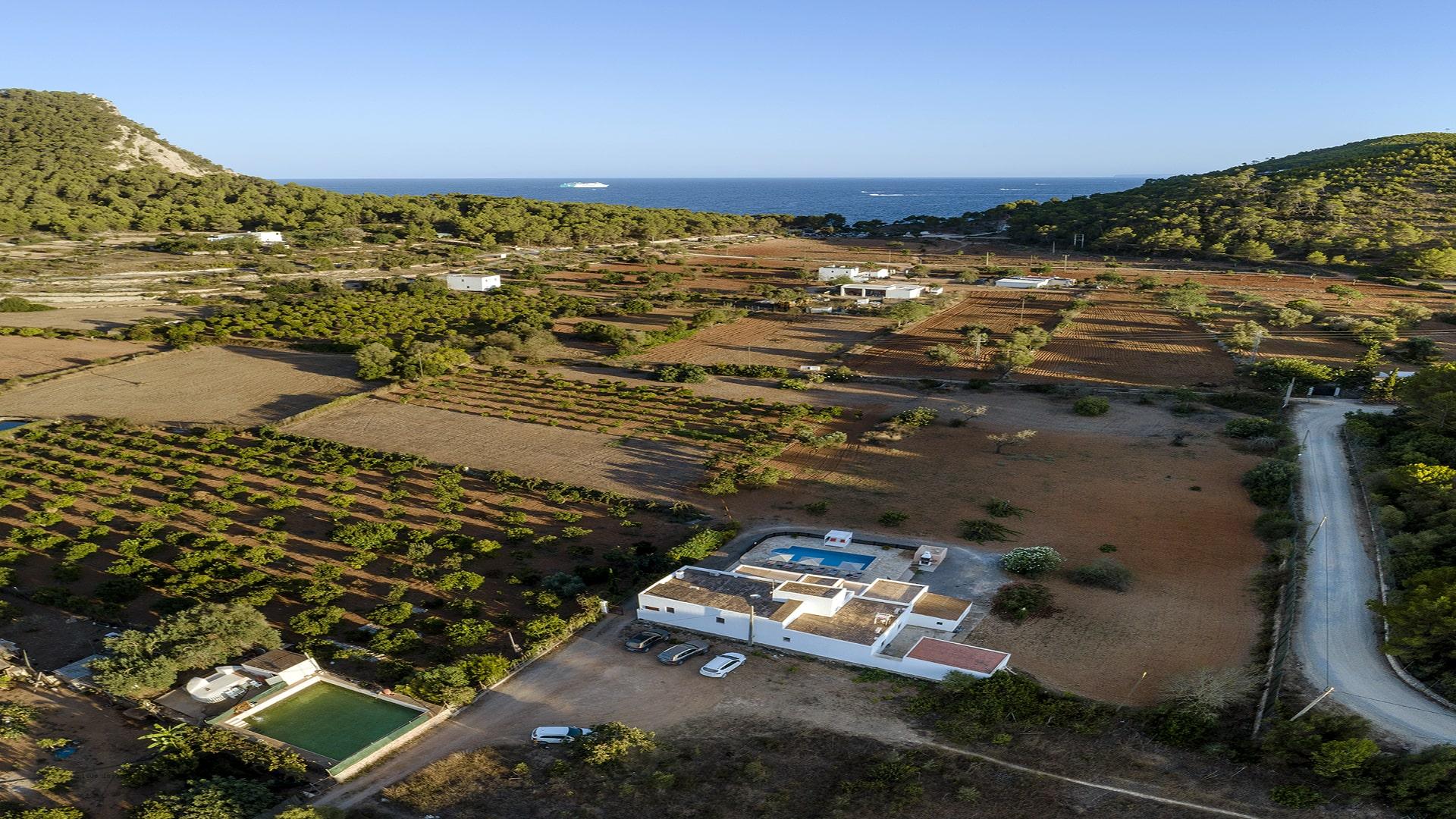Villa Los Naranjos Ibiza 2C Cala Llonga