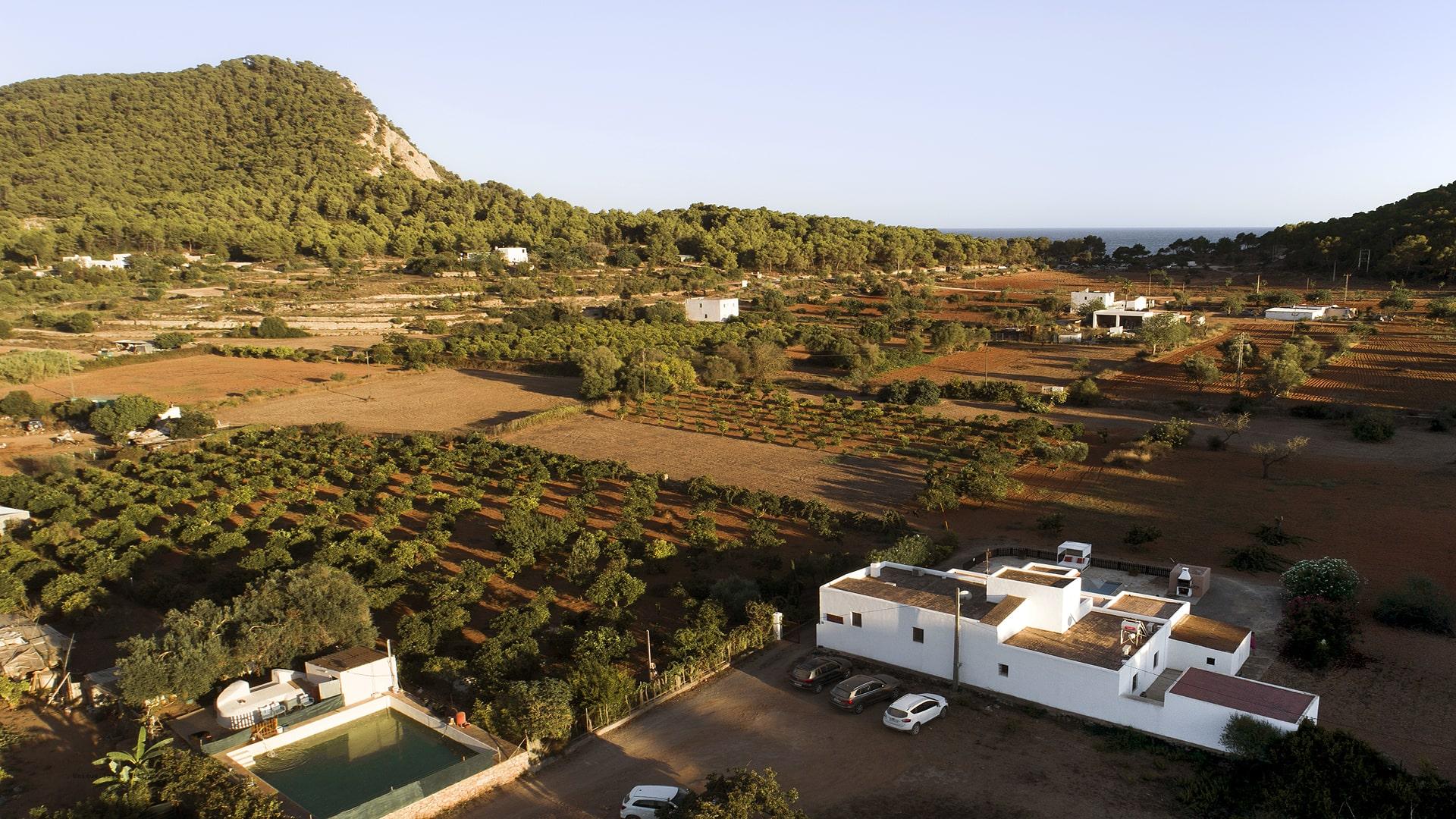 Villa Los Naranjos Ibiza 2B Cala Llonga