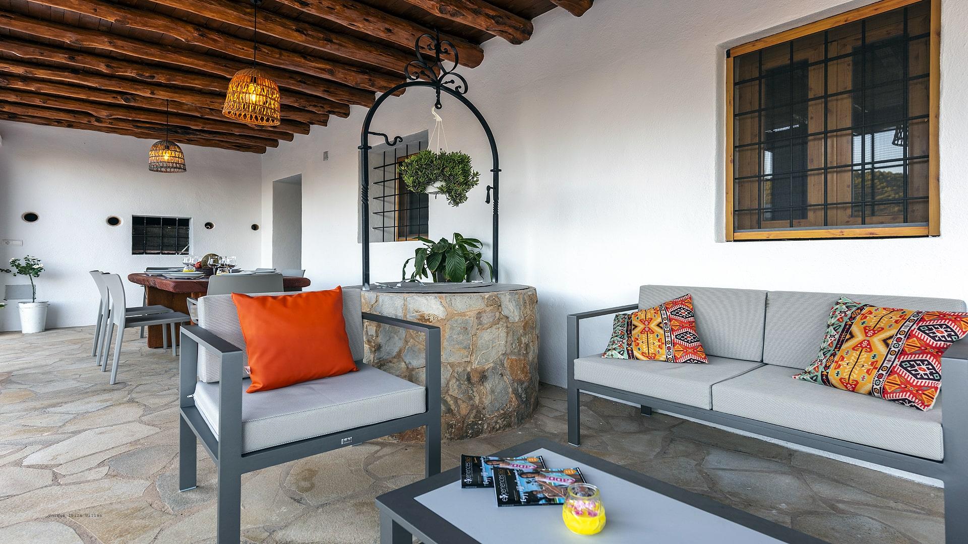 Villa Los Naranjos Ibiza 9A Cala Llonga