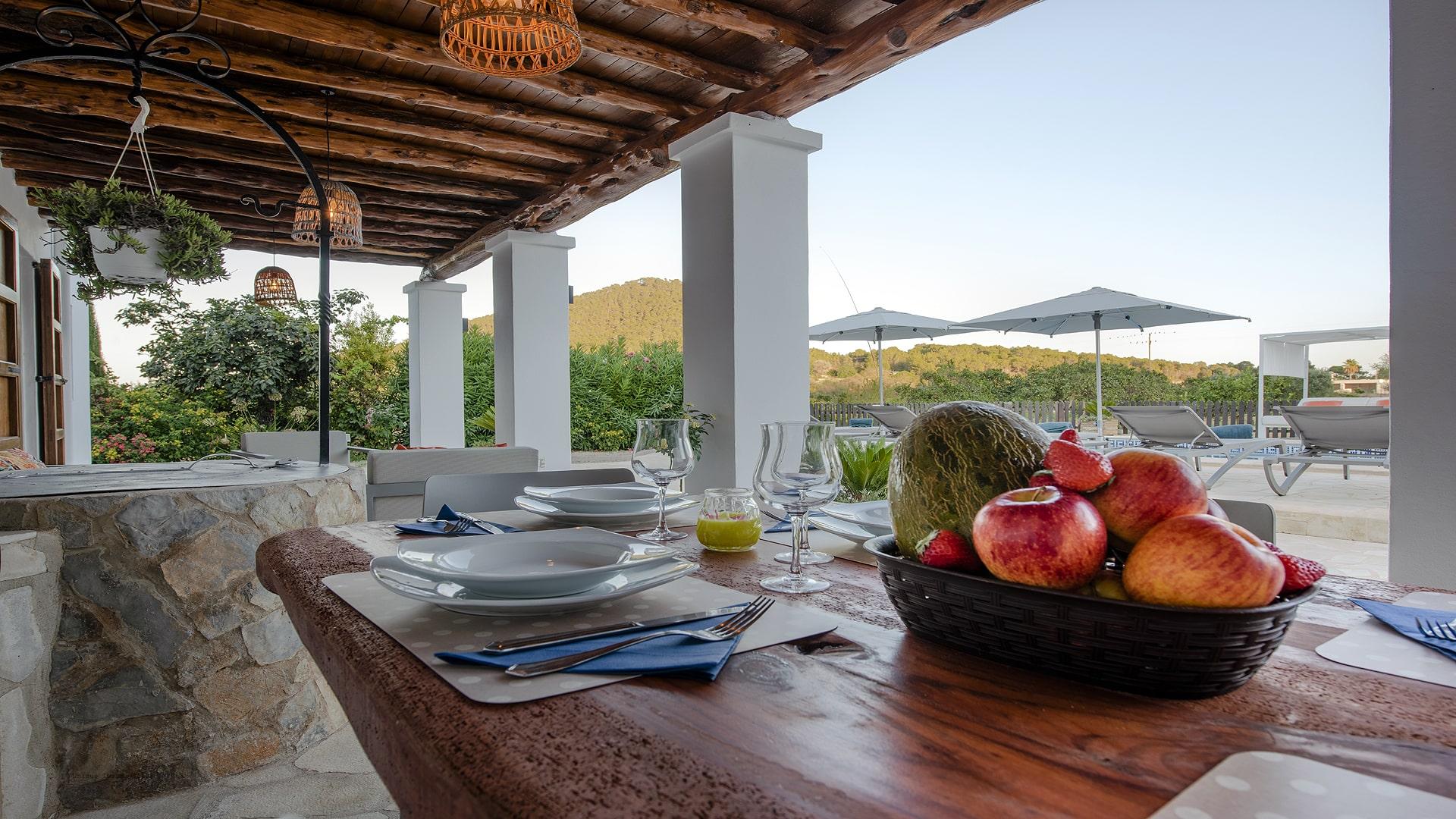 Villa Los Naranjos Ibiza 9B Cala Llonga