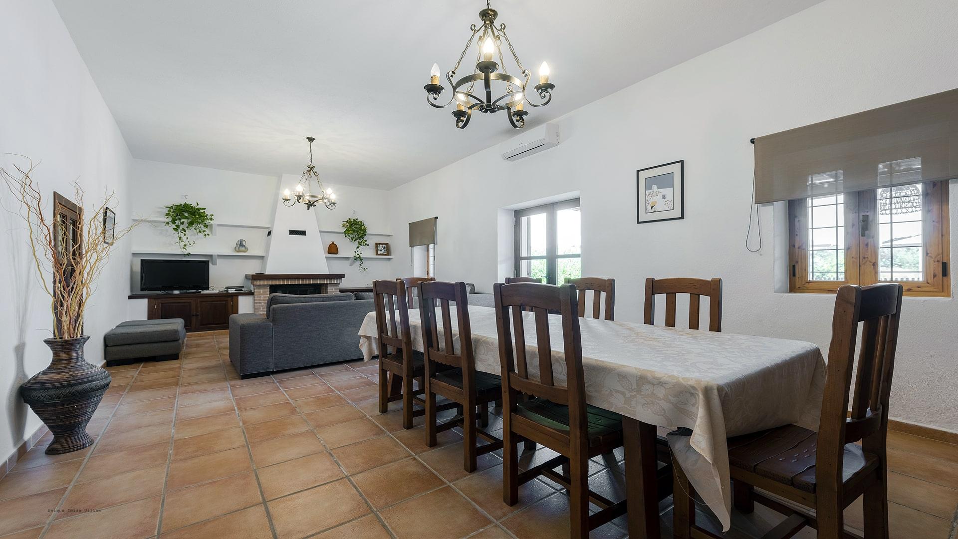 Villa Los Naranjos Ibiza 20A Cala Llonga