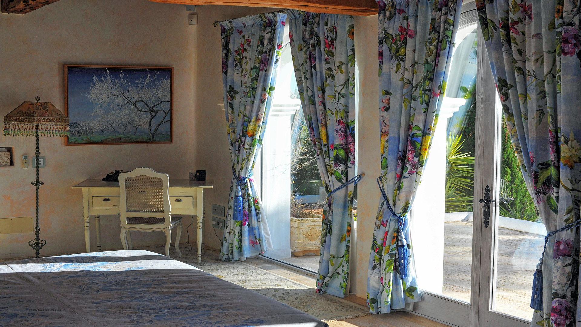 Can Baboo Ibiza 24 Master Bedroom