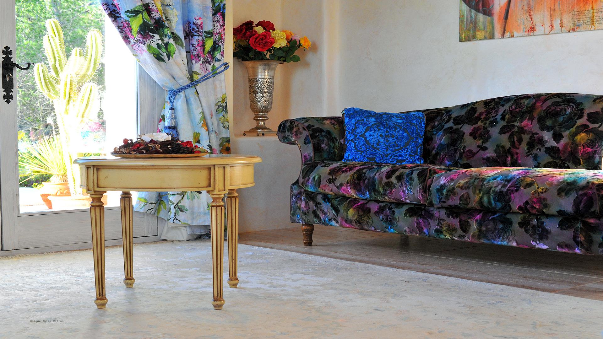 Can Baboo Ibiza 26 Master Bedroom