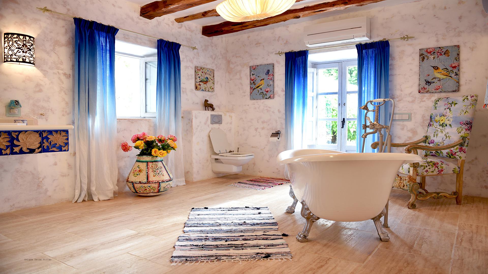 Can Baboo Ibiza 29 Master Bedroom En Suite