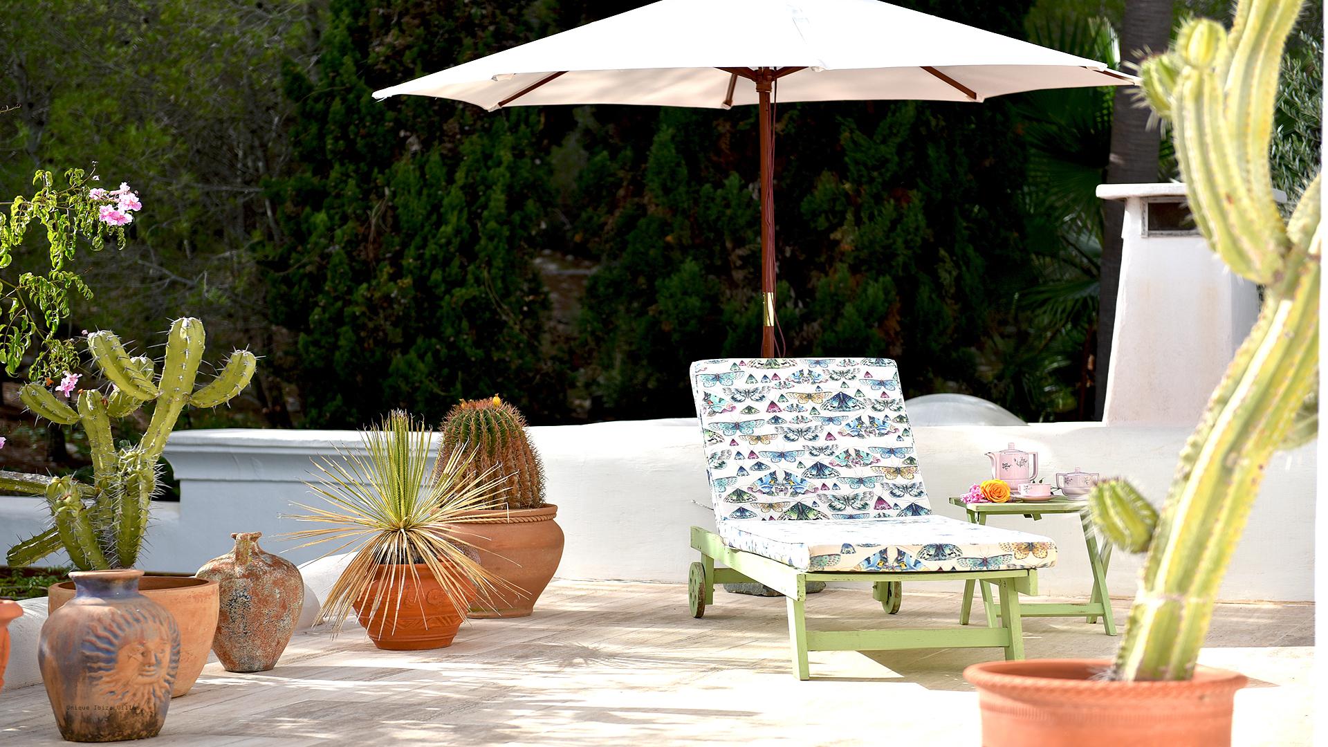 Can Baboo Ibiza 30 Master Bedroom Terrace