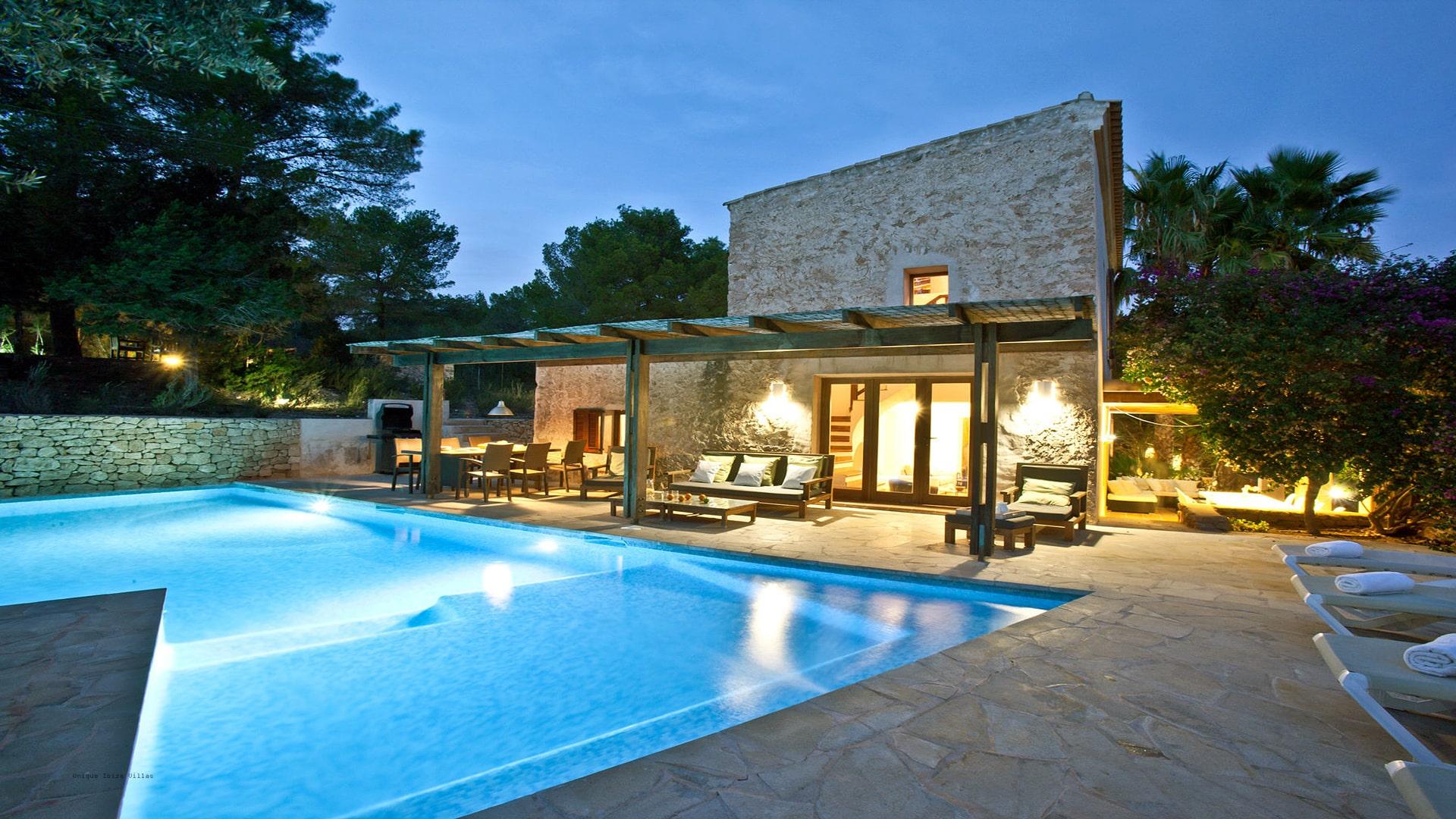 Villa La Encina Ibiza 2