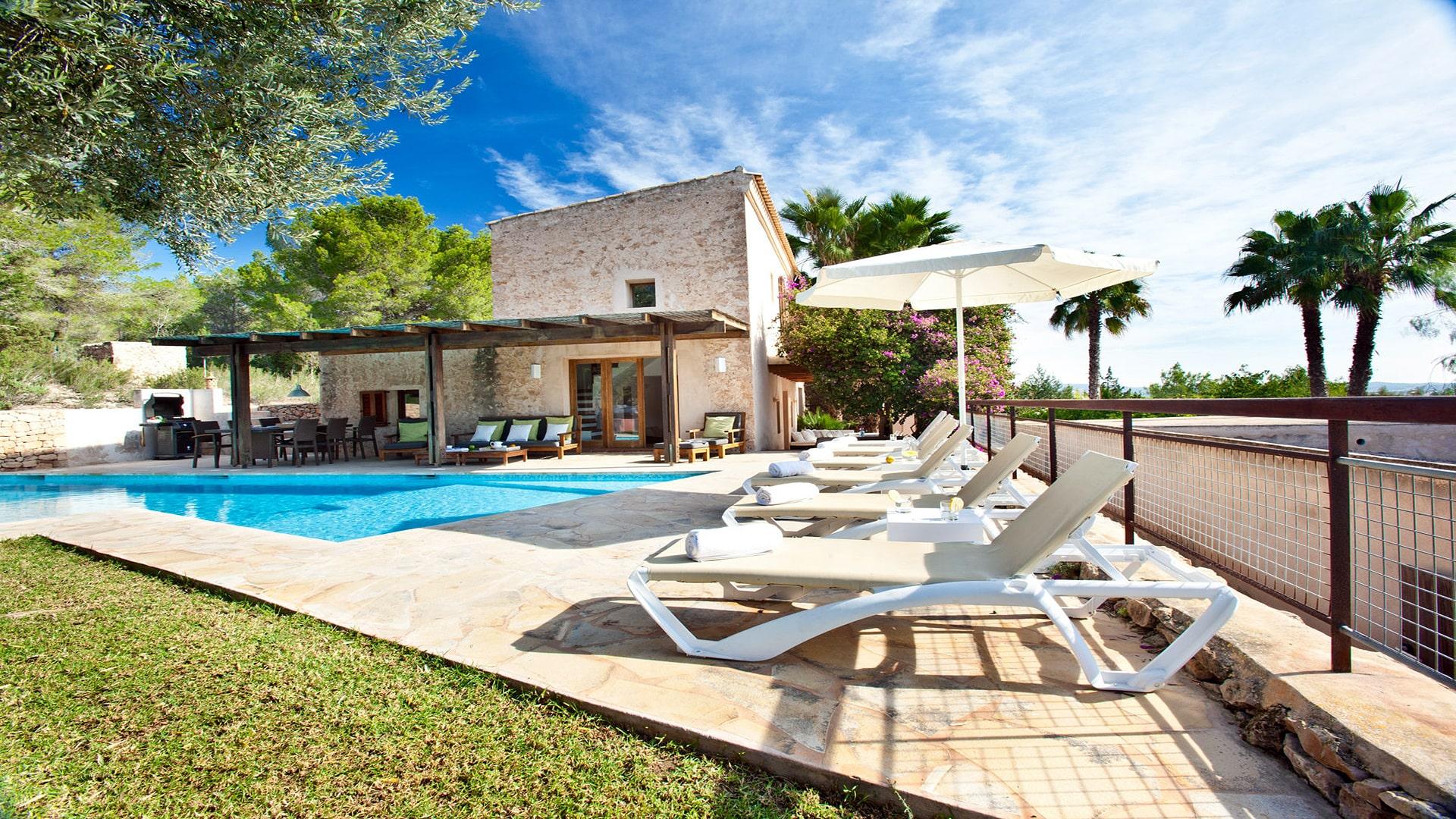 Villa La Encina Ibiza 5