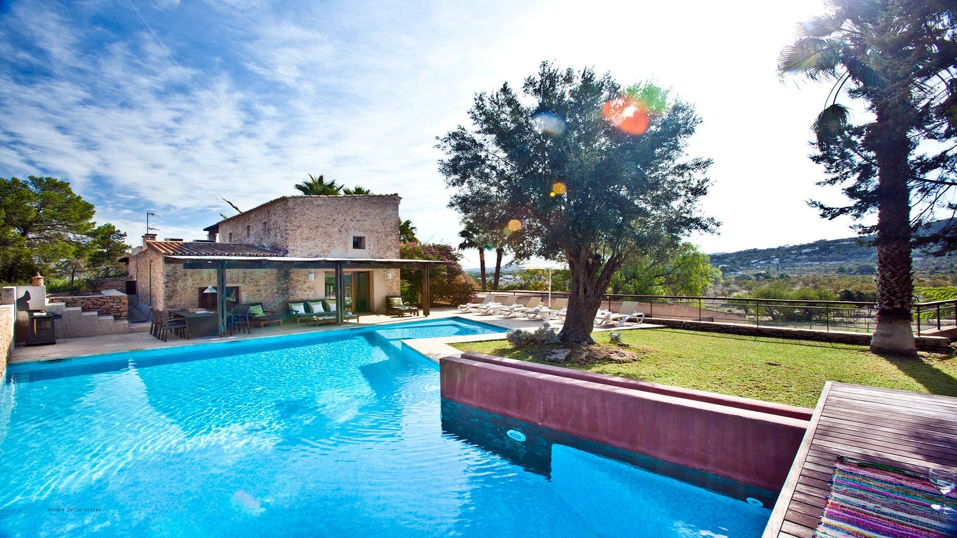 Villa La Encina Ibiza 8
