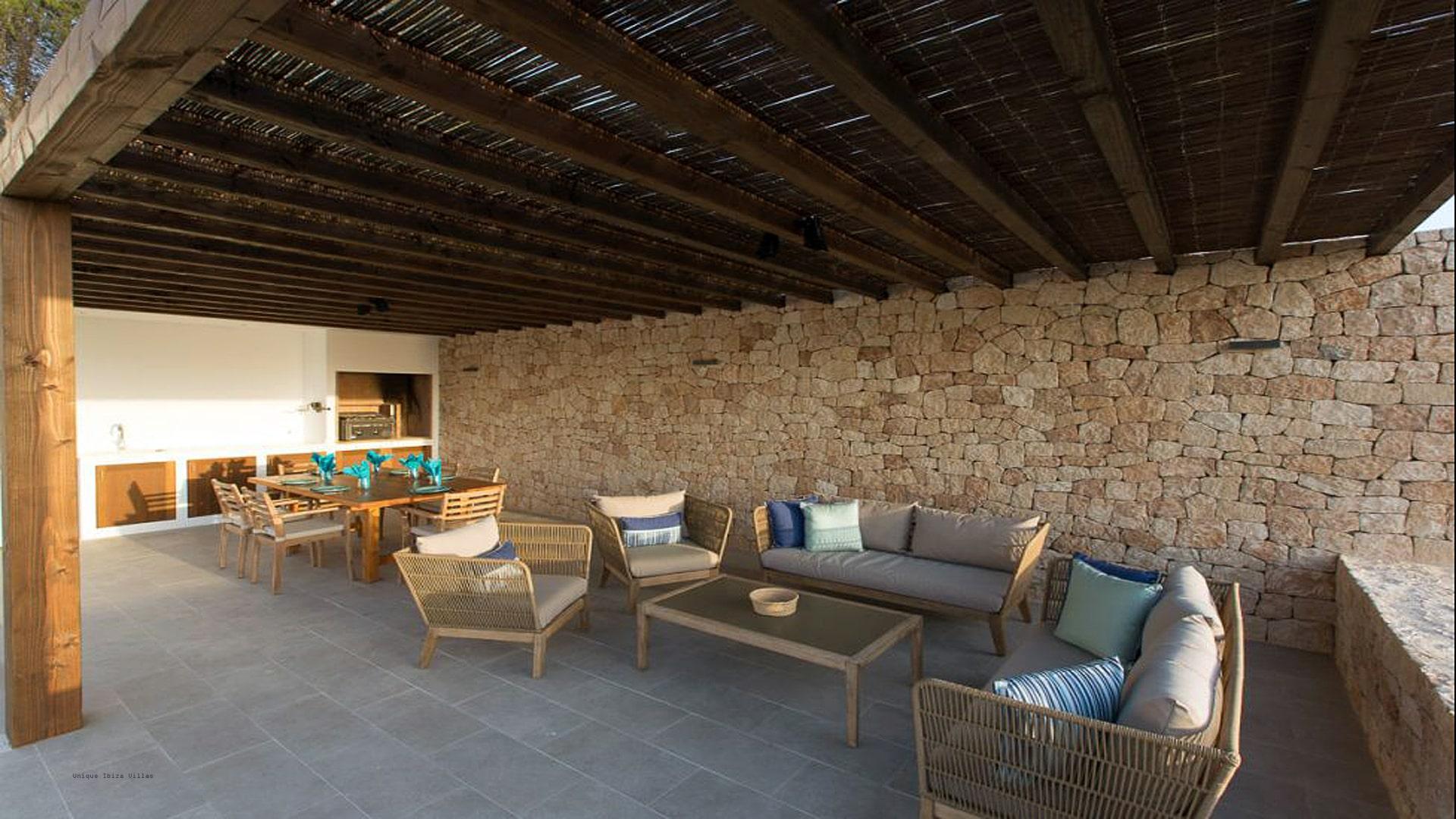 Villa Can Tamanaco Ibiza 8
