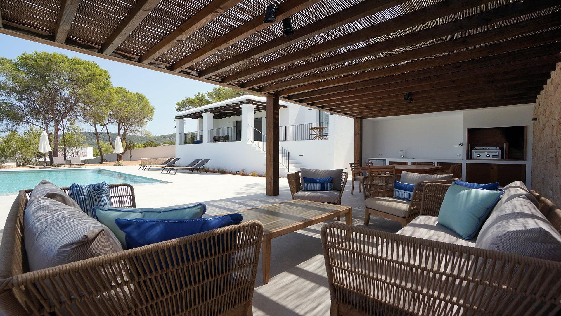 Villa Can Tamanaco Ibiza 9