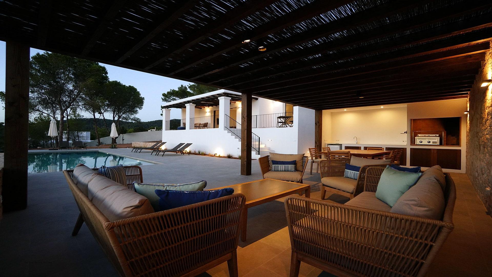 Villa Can Tamanaco Ibiza 10