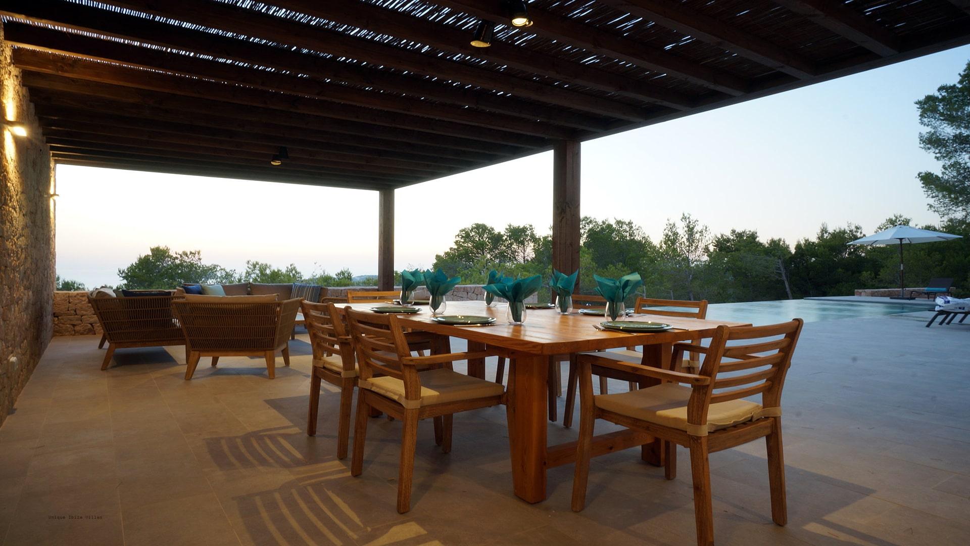 Villa Can Tamanaco Ibiza 14