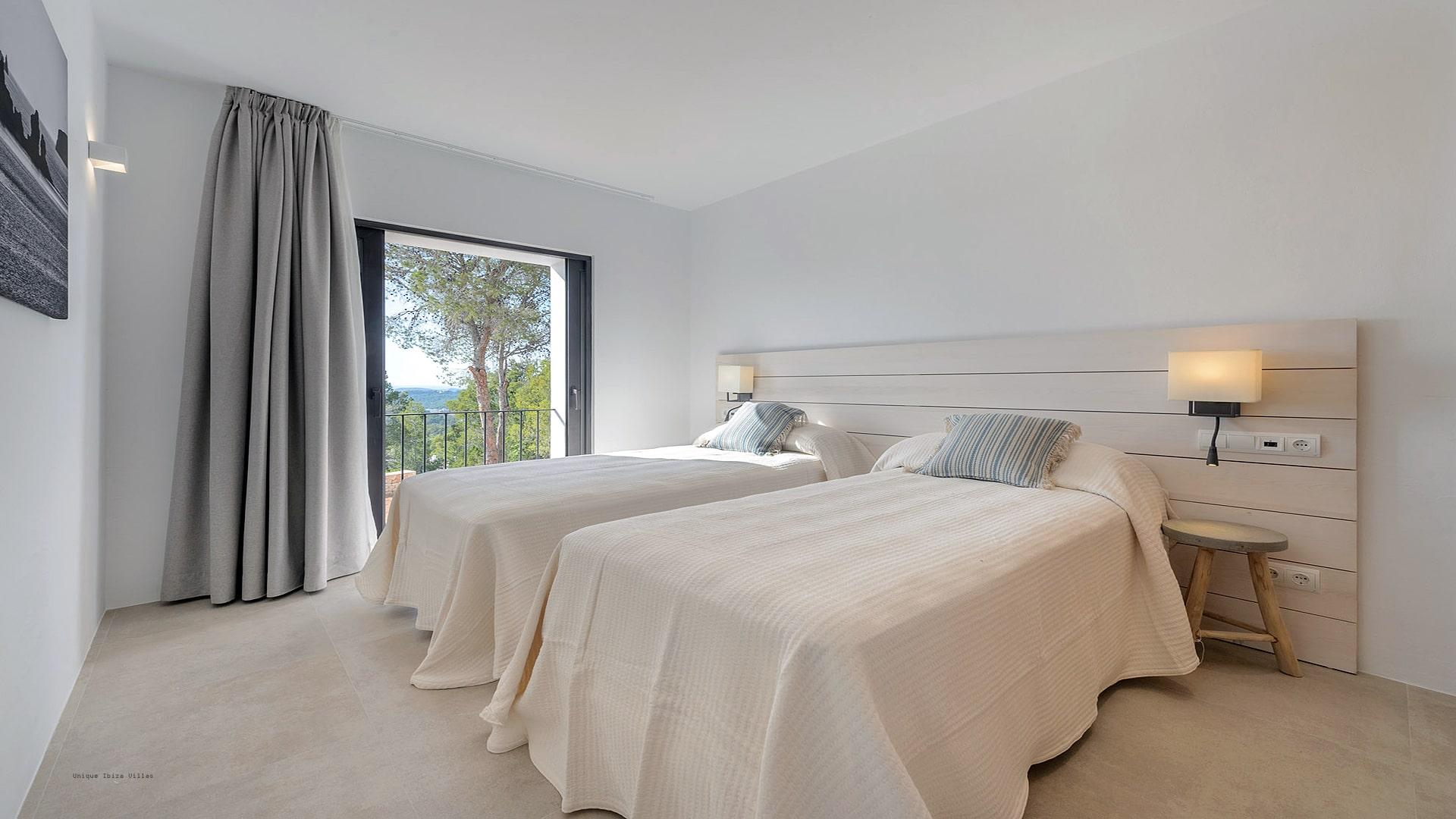 Villa Can Tamanaco Ibiza 38 Bedroom 1