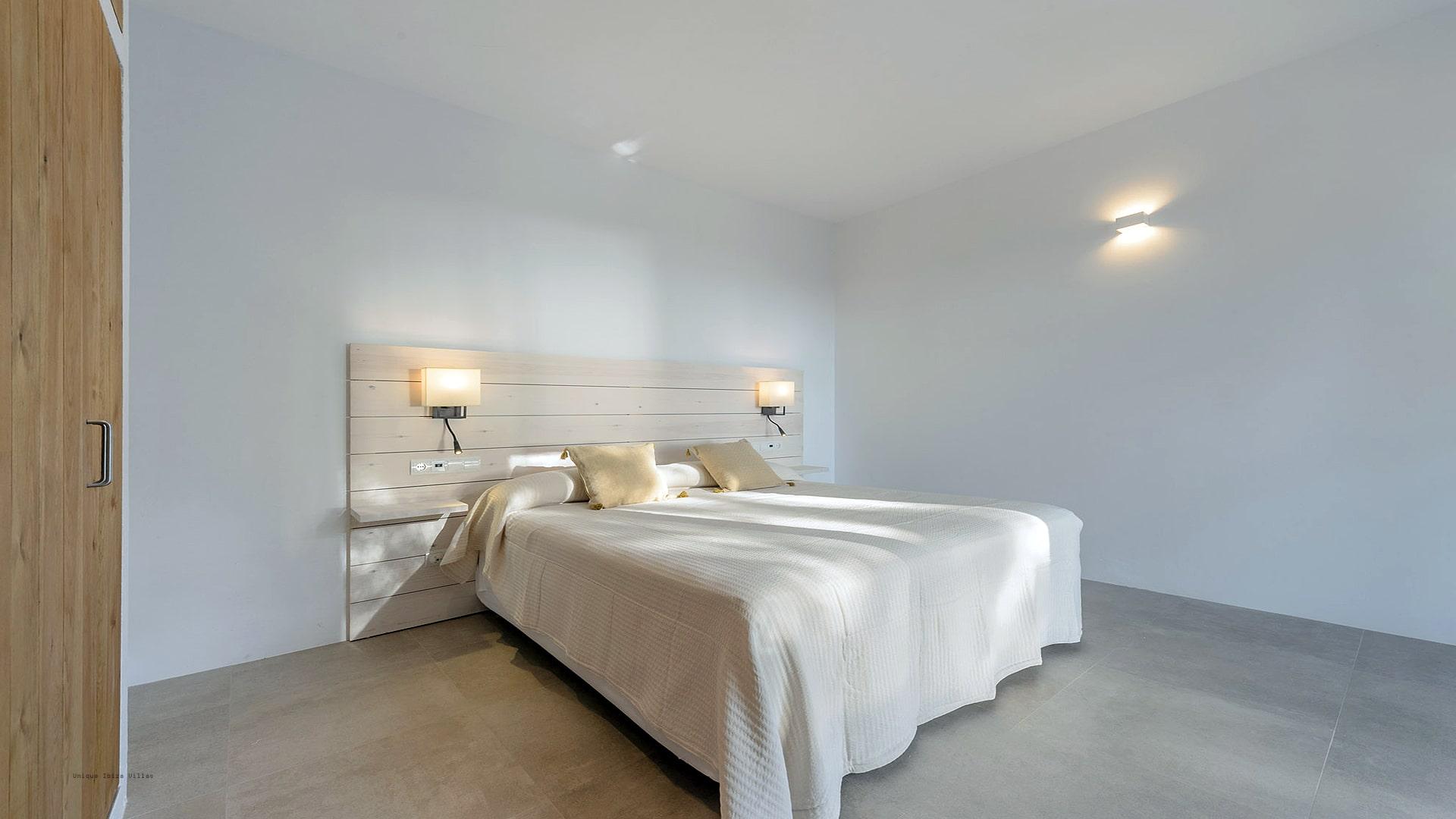 Villa Can Tamanaco Ibiza 45 Bedroom 3