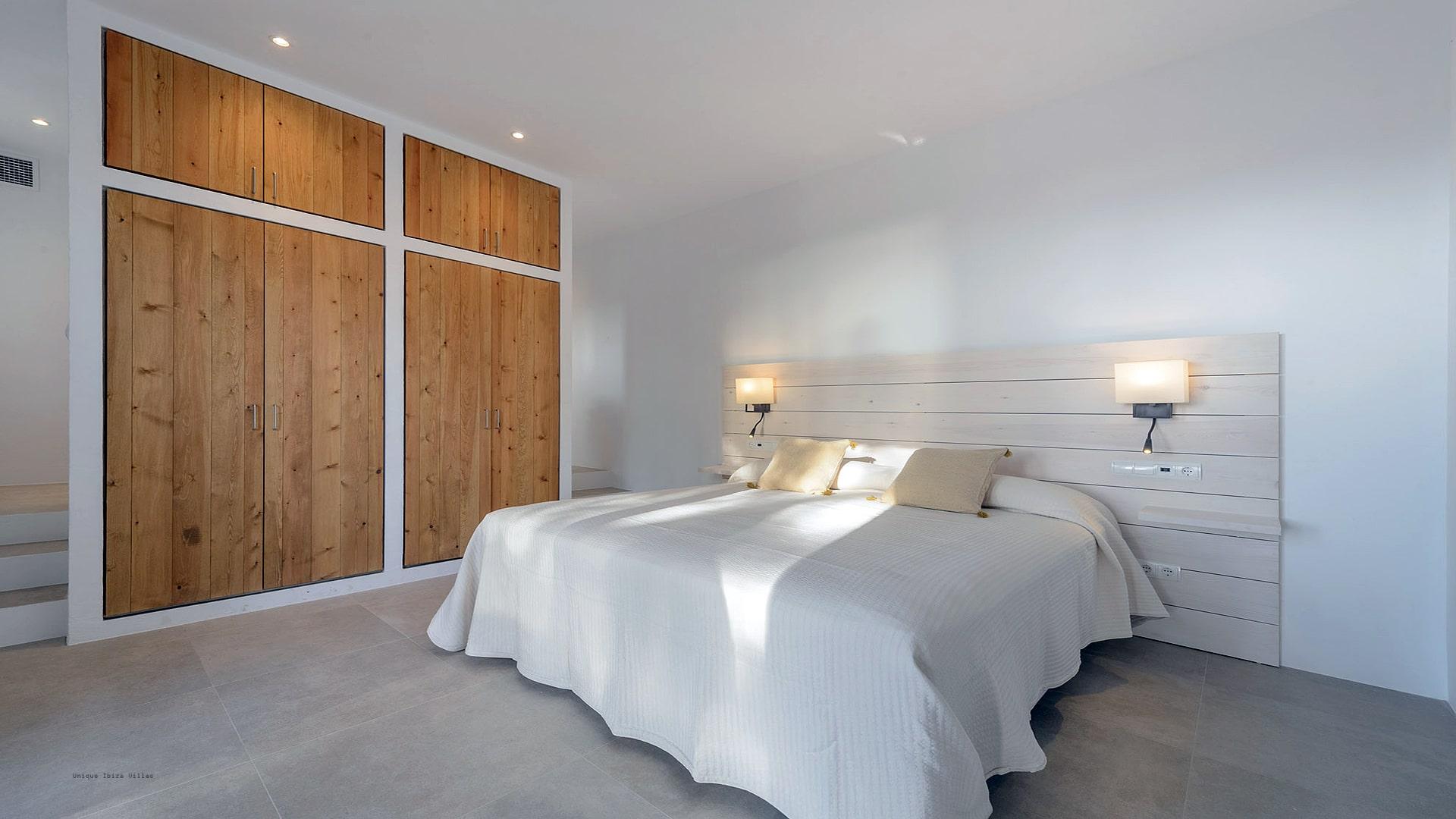 Villa Can Tamanaco Ibiza 46 Bedroom 3