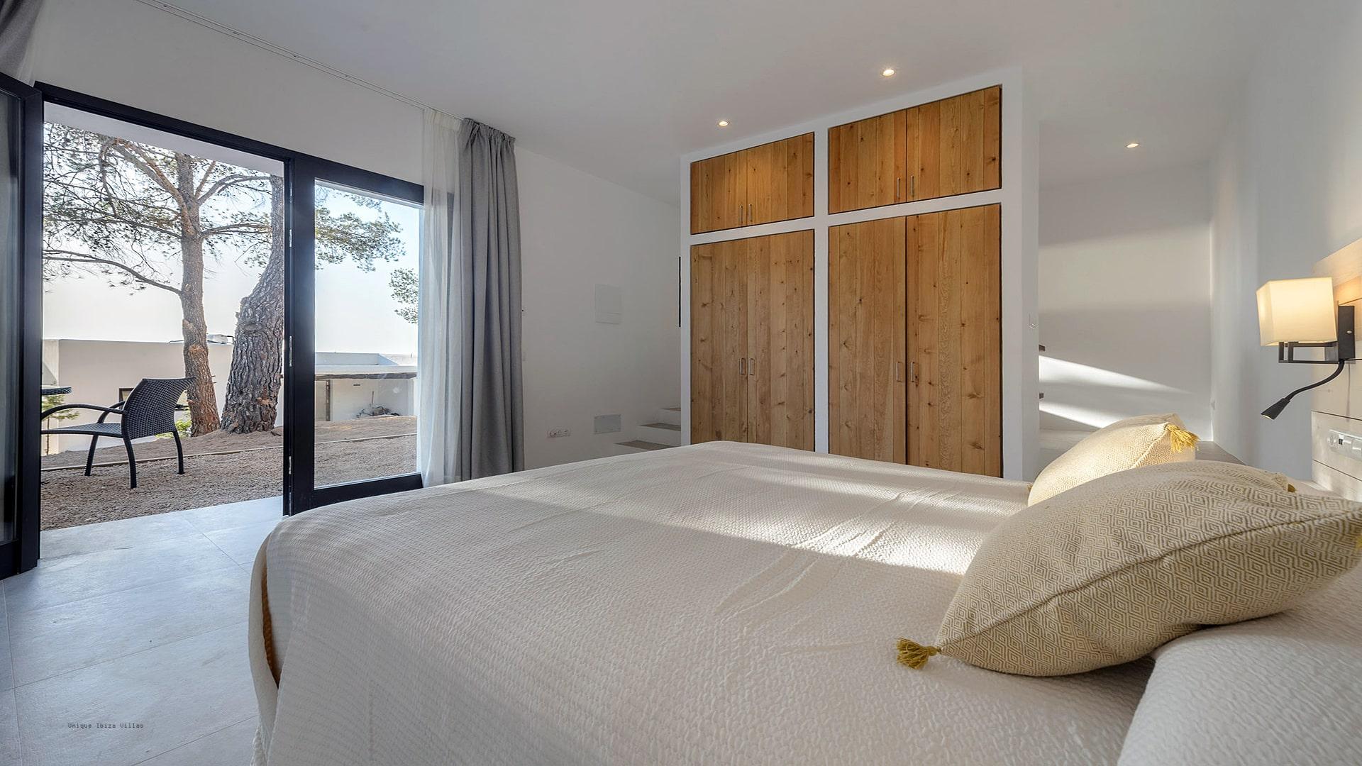 Villa Can Tamanaco Ibiza 47 Bedroom 3
