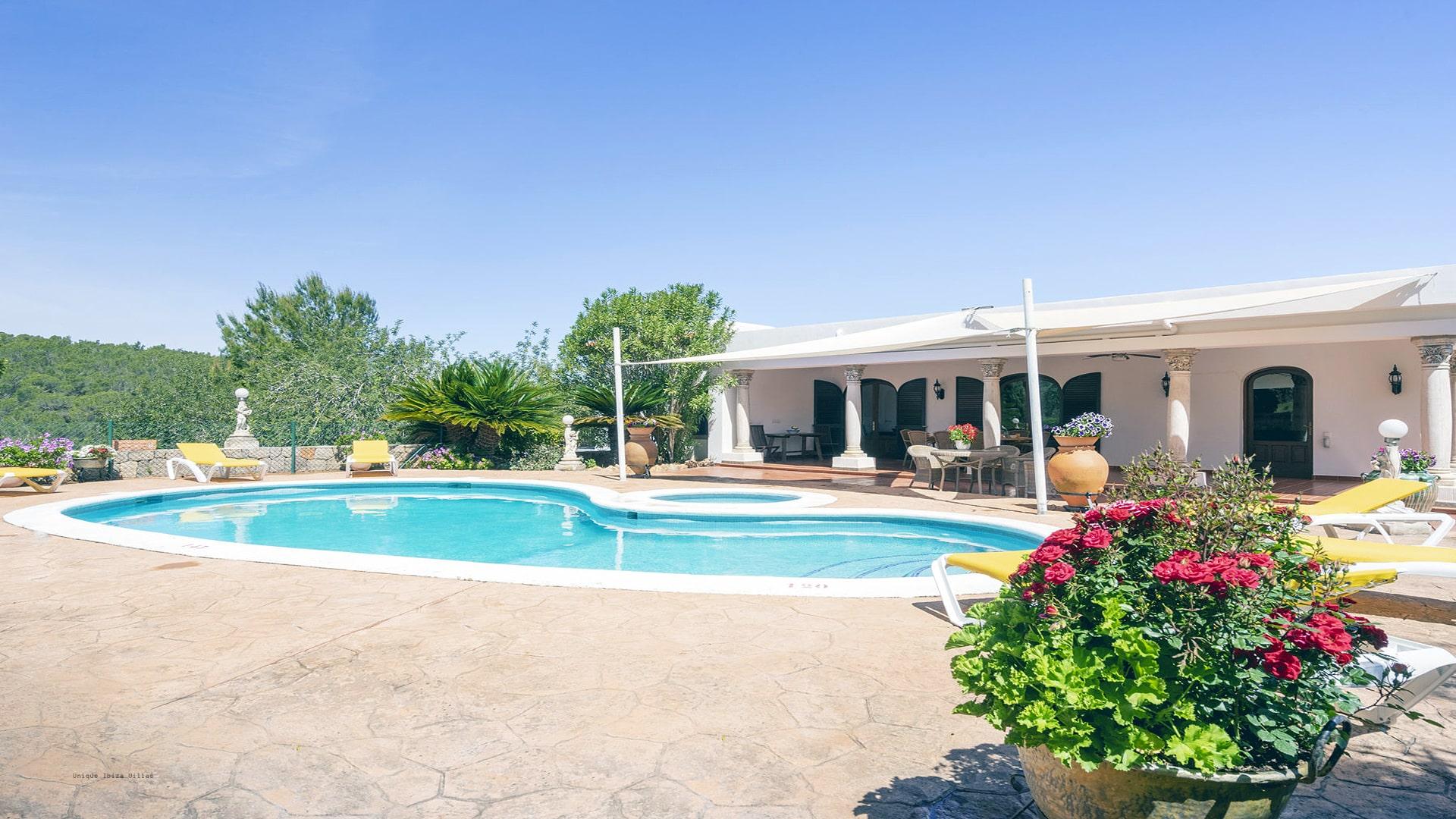 Villa Zaira Ibiza 1