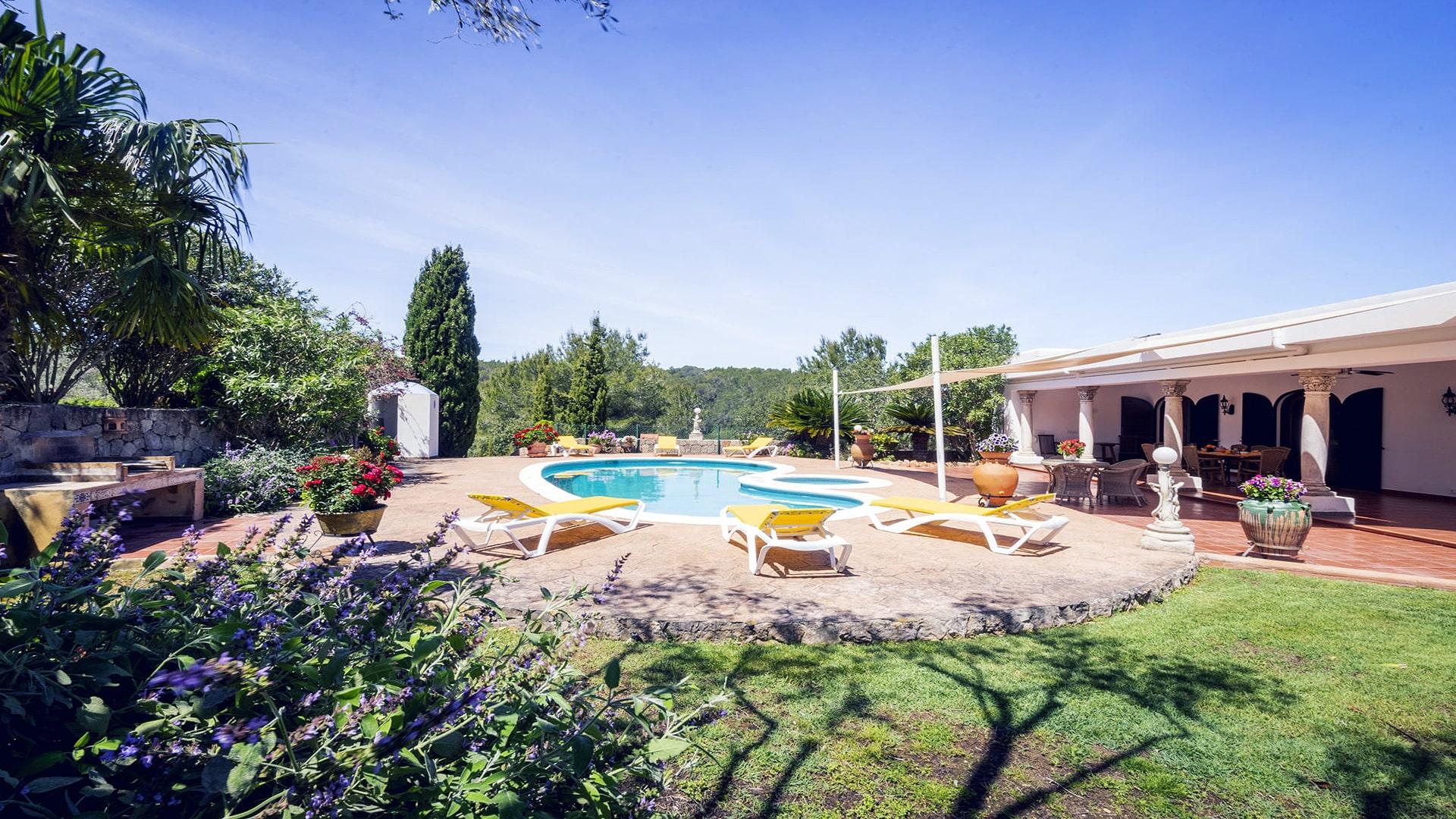 Villa Zaira Ibiza 6
