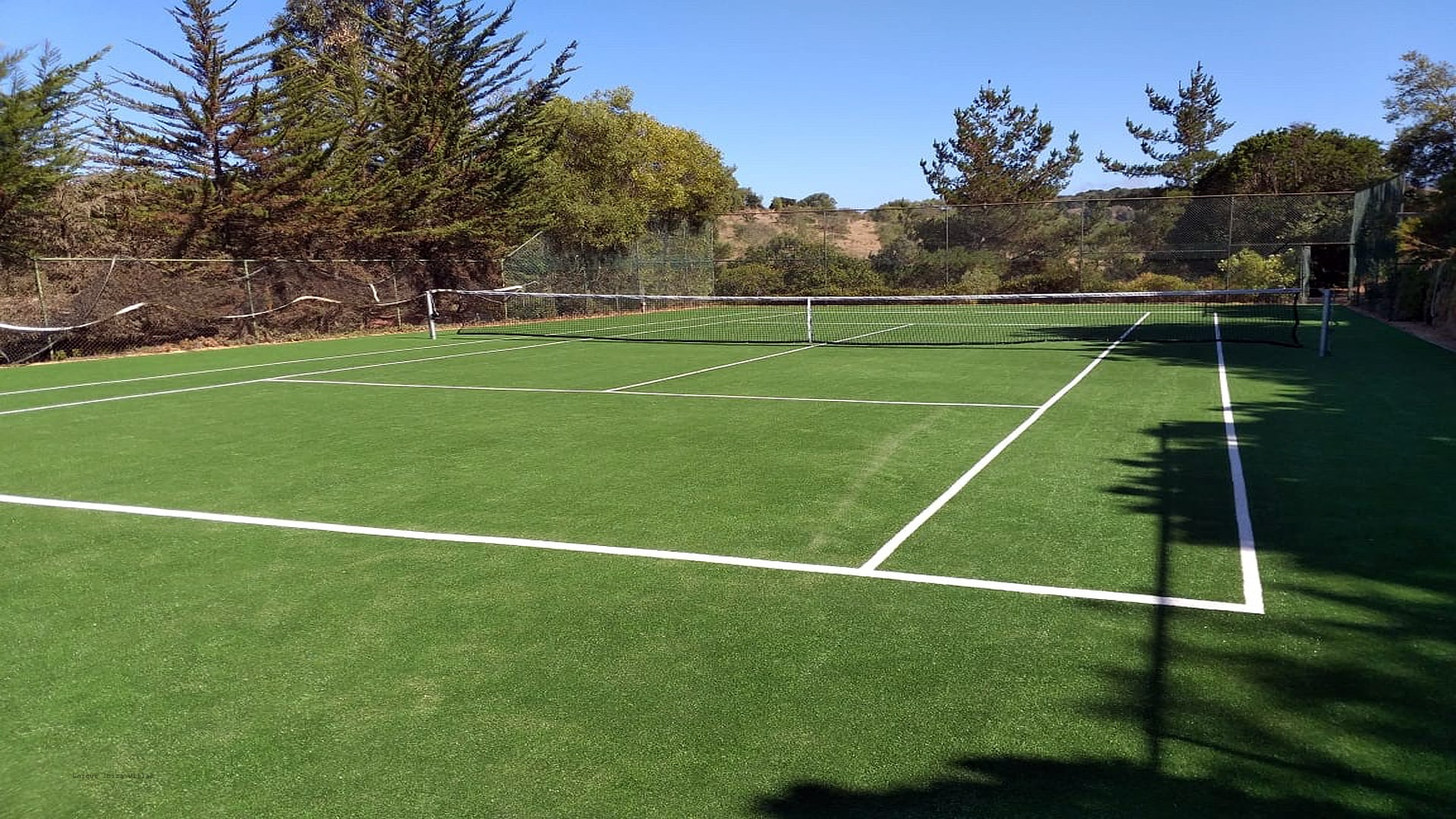 Sa Claro Tennis Court