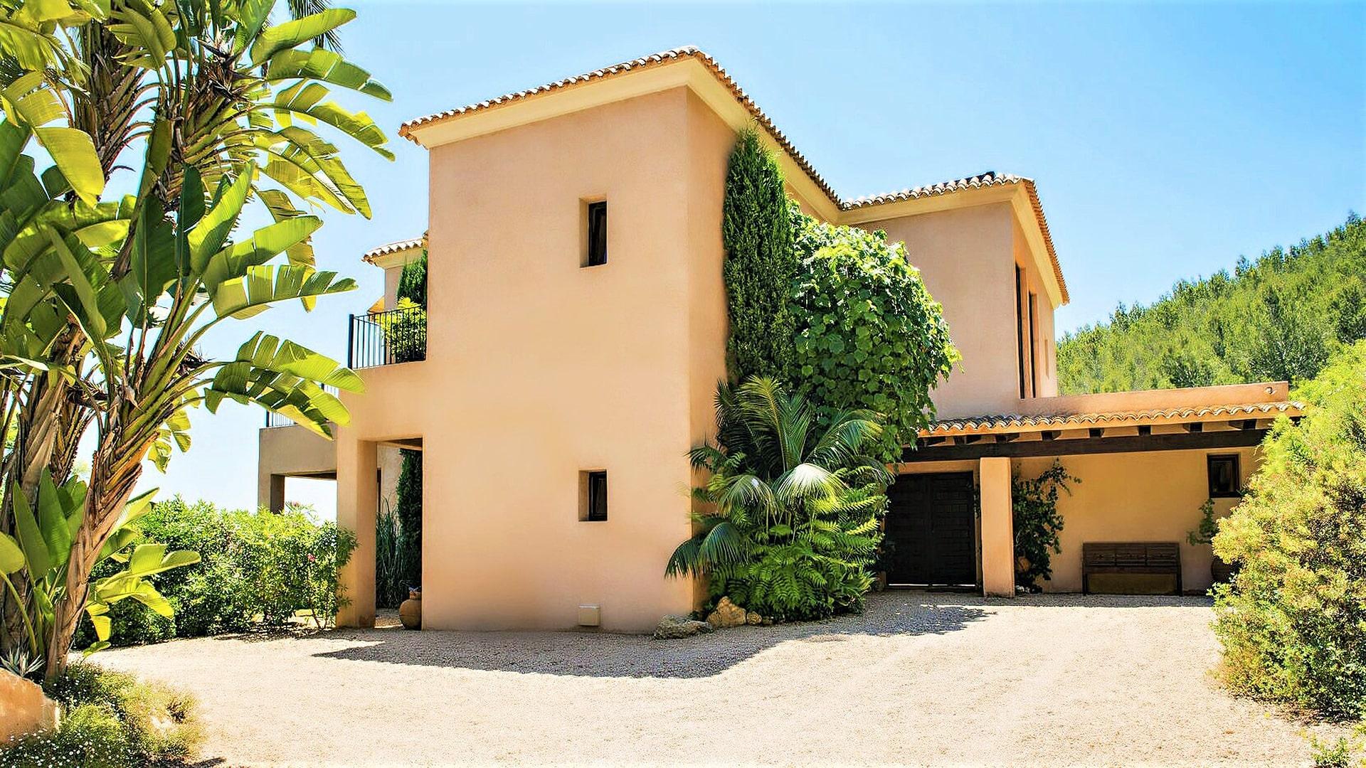 Villa Panorama Ibiza 14