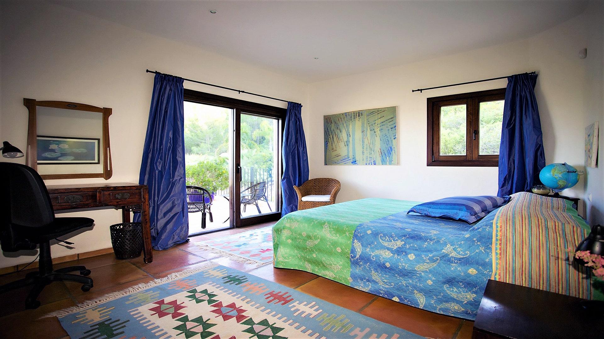 Villa Panorama Ibiza 27 Bedroom 4