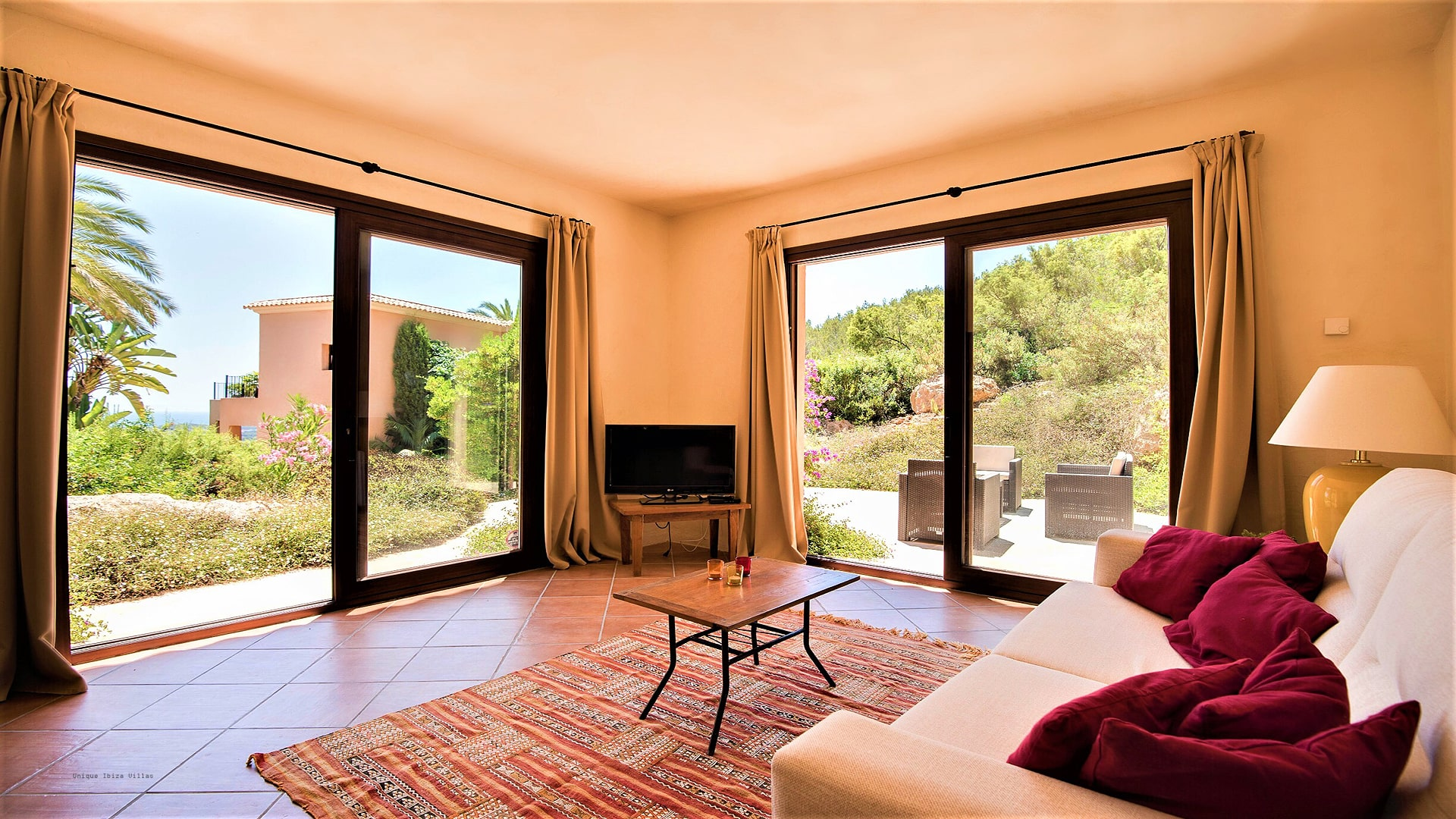 Villa Panorama Ibiza 31 Guesthouse