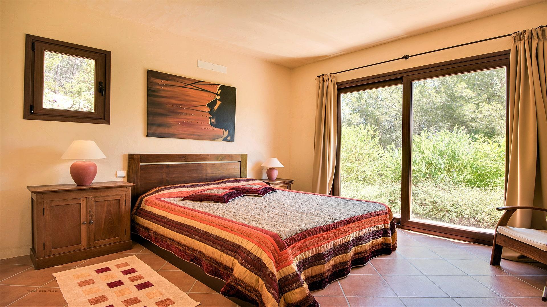 Villa Panorama Ibiza 33 Guesthouse Bedroom 5