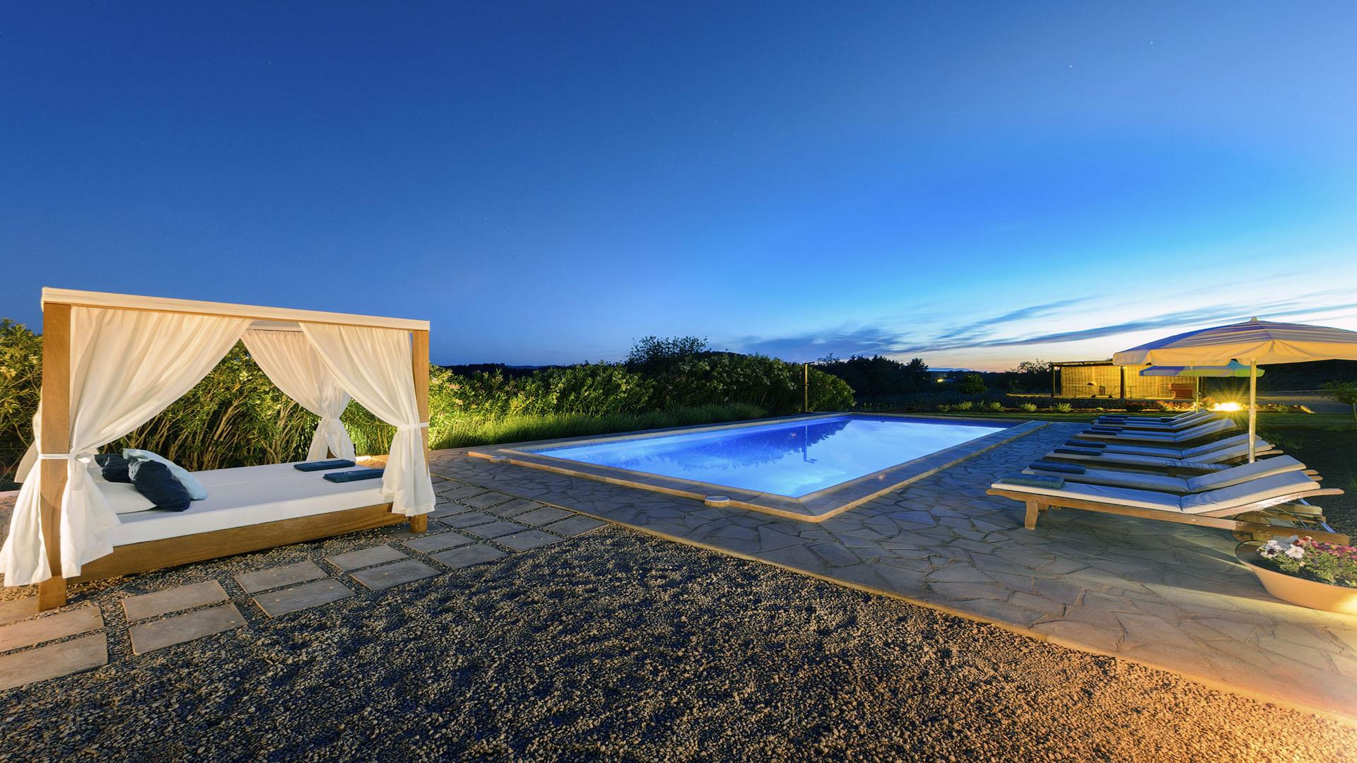 Villa Finca Mago Ibiza 19 Near Santa Gertrudis Unique Ibiza Villas