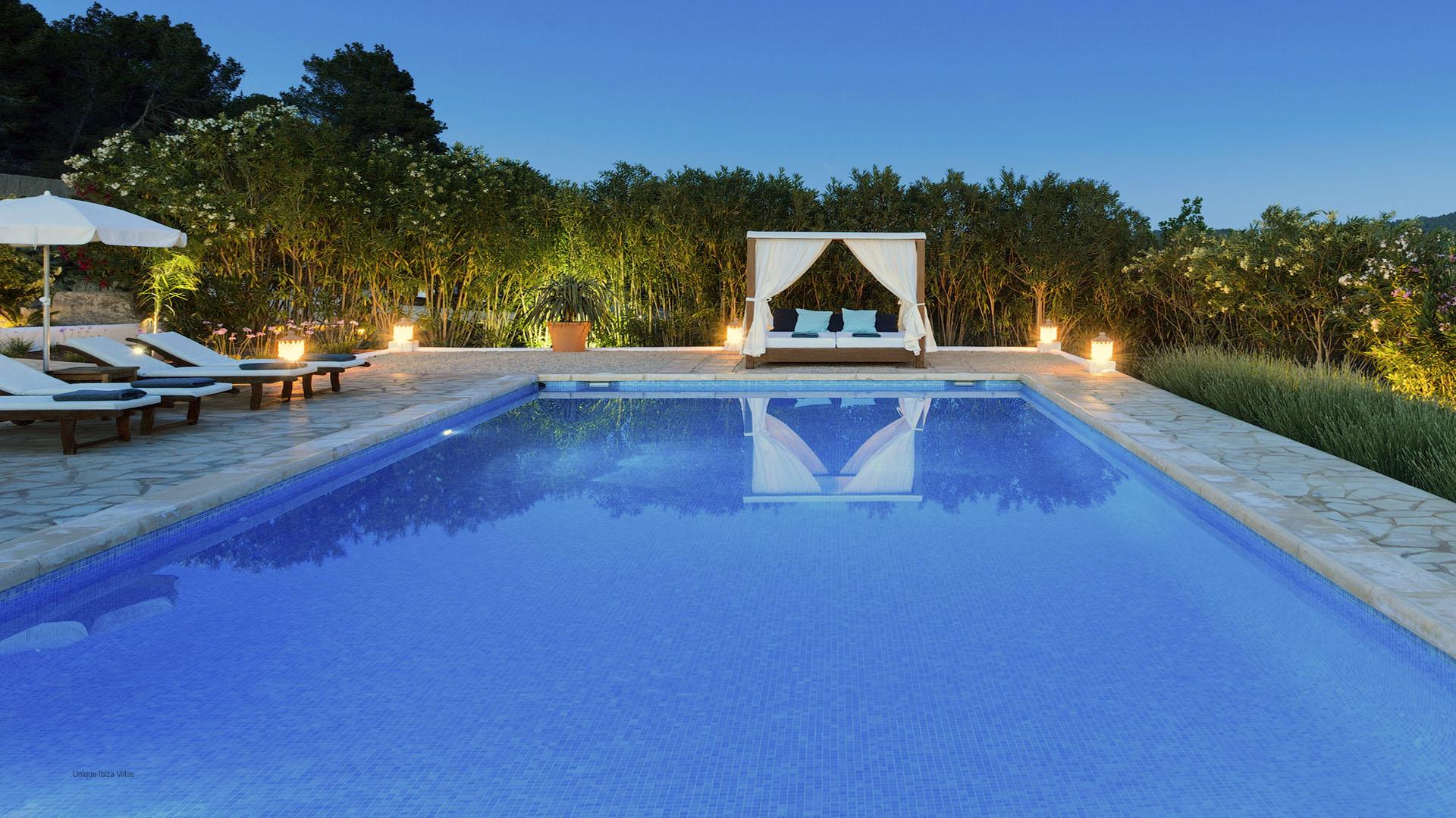 Villa Finca Mago Ibiza 17 Near Santa Gertrudis Unique Ibiza Villas