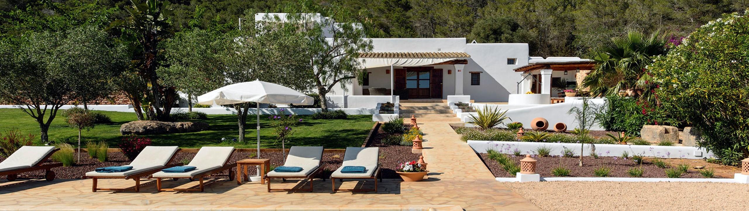 Villa Finca Mago Ibiza 1 Near Santa Gertrudis Unique Ibiza Villas