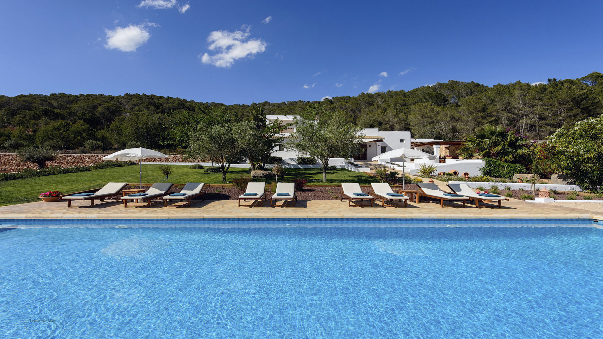 Villa Finca Mago Ibiza 6 Near Santa Gertrudis Unique Ibiza Villas