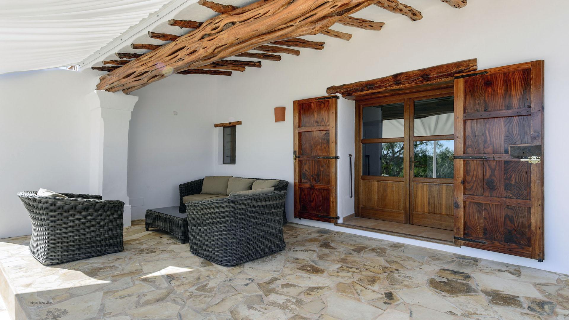 Villa Finca Mago Ibiza 16 Near Santa Gertrudis Unique Ibiza Villas