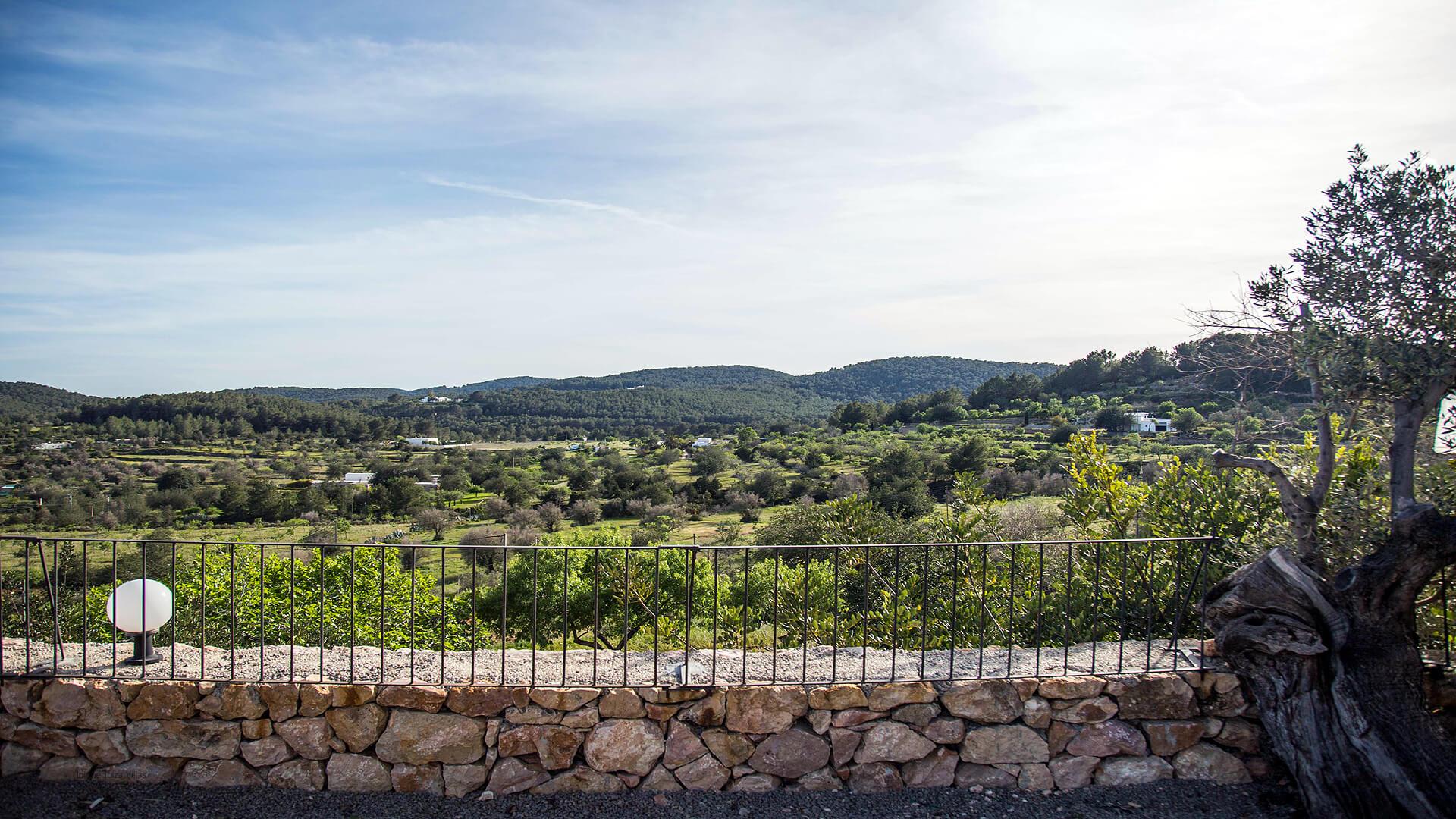 Villa Miguel De Balansat Ibiza 6 Near San Miguel North Ibiza Unique Ibiza Villas