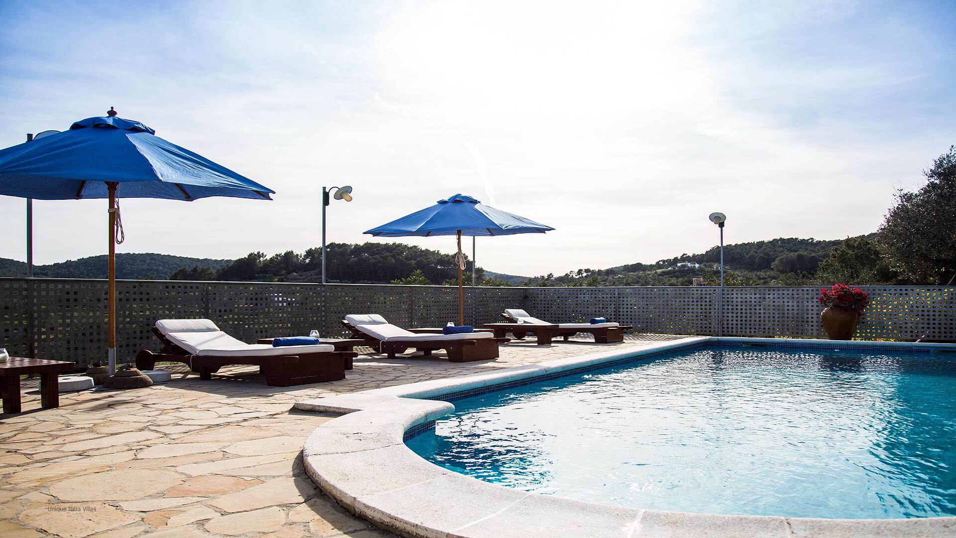 Villa Miguel De Balansat Ibiza 9 Near San Miguel North Ibiza Unique Ibiza Villas