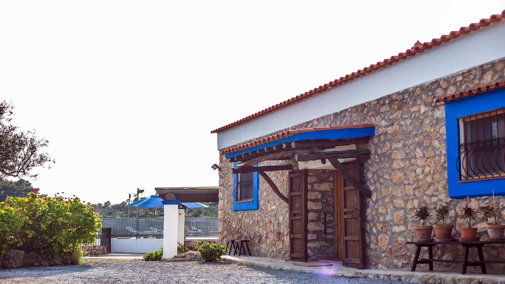 Villa Miguel De Balansat Ibiza 13 Near San Miguel North Ibiza Unique Ibiza Villas