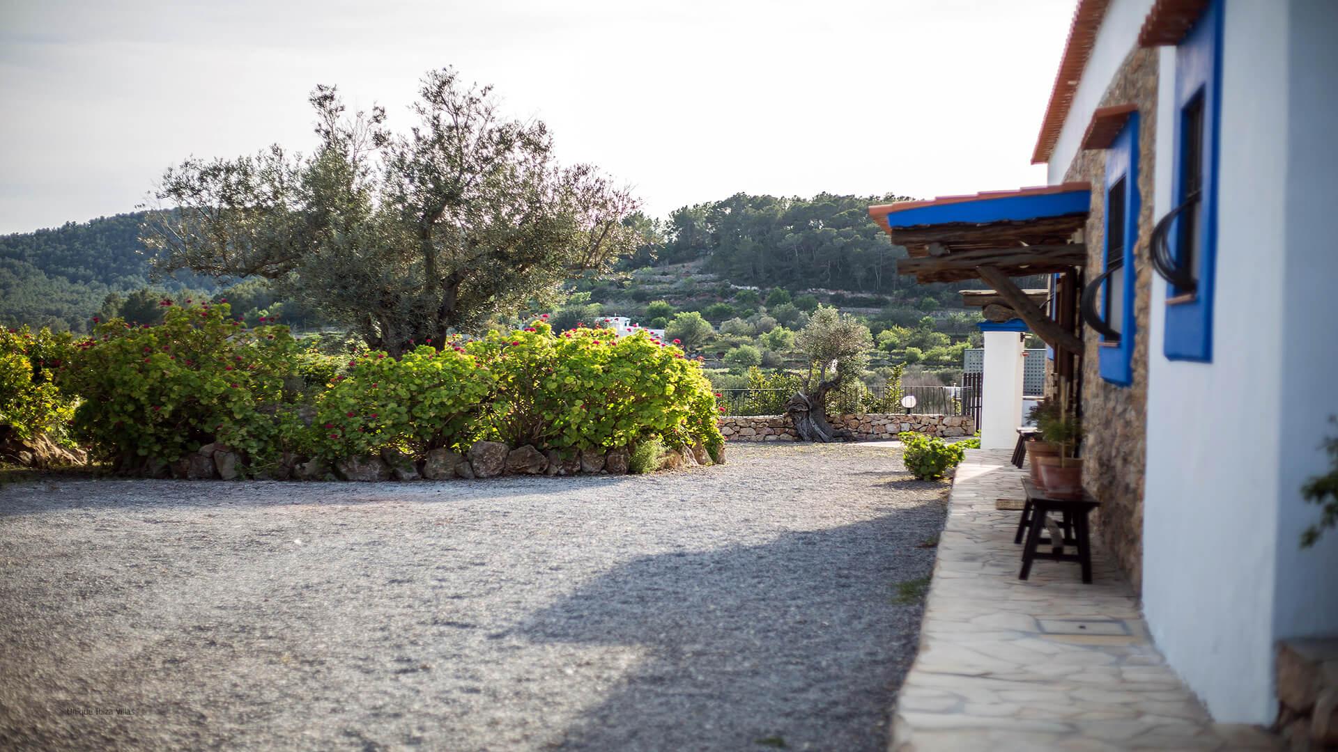 Villa Miguel De Balansat Ibiza 15 Near San Miguel North Ibiza Unique Ibiza Villas