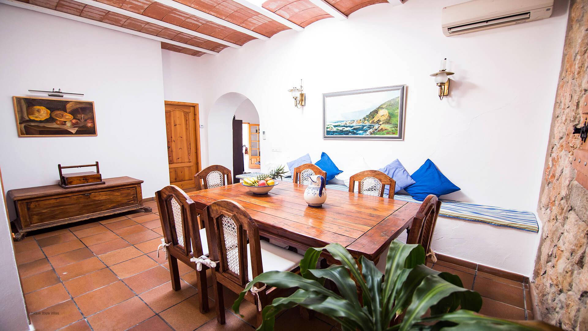 Villa Miguel De Balansat Ibiza 16 Near San Miguel North Ibiza Unique Ibiza Villas