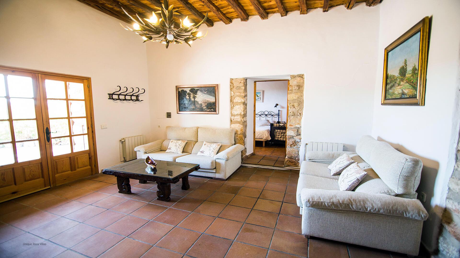 Villa Miguel De Balansat Ibiza 18 Near San Miguel North Ibiza Unique Ibiza Villas