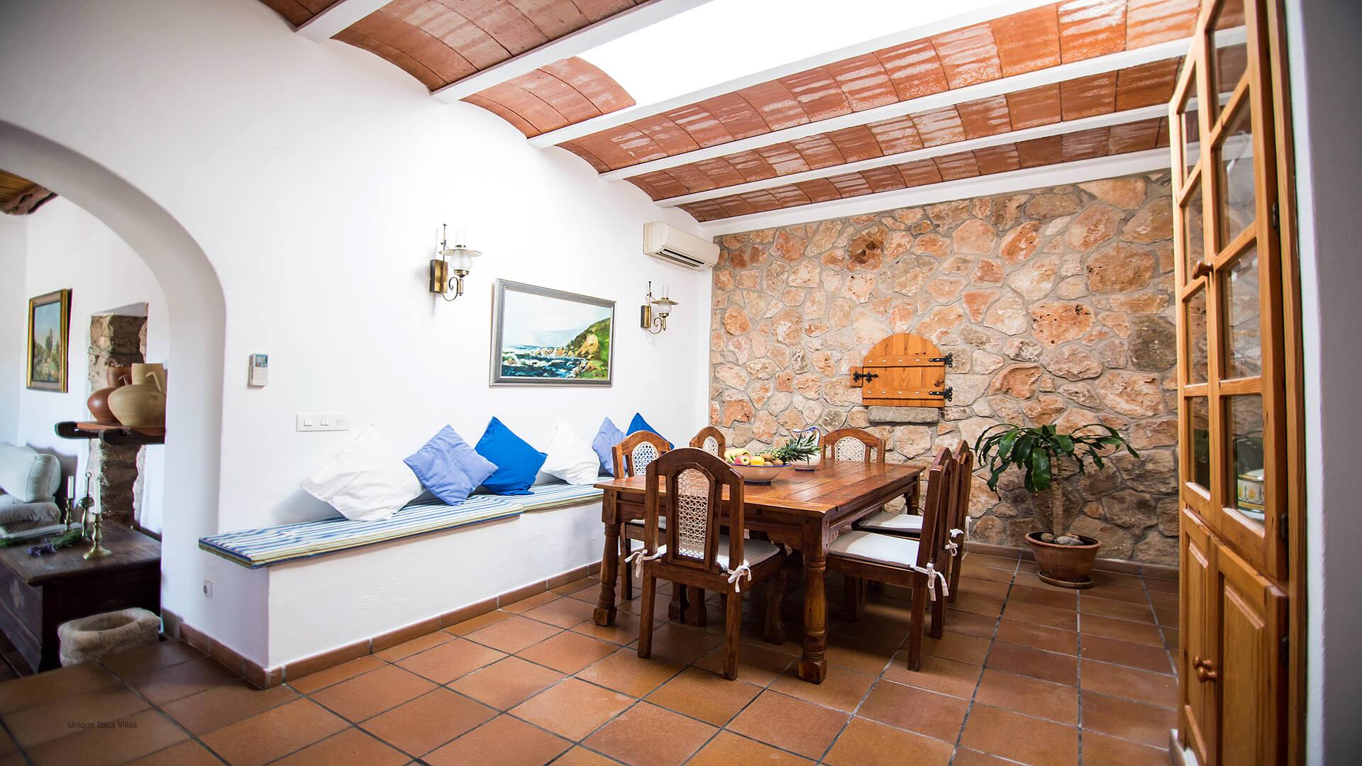 Villa Miguel De Balansat Ibiza 48 Near San Miguel North Ibiza Unique Ibiza Villas
