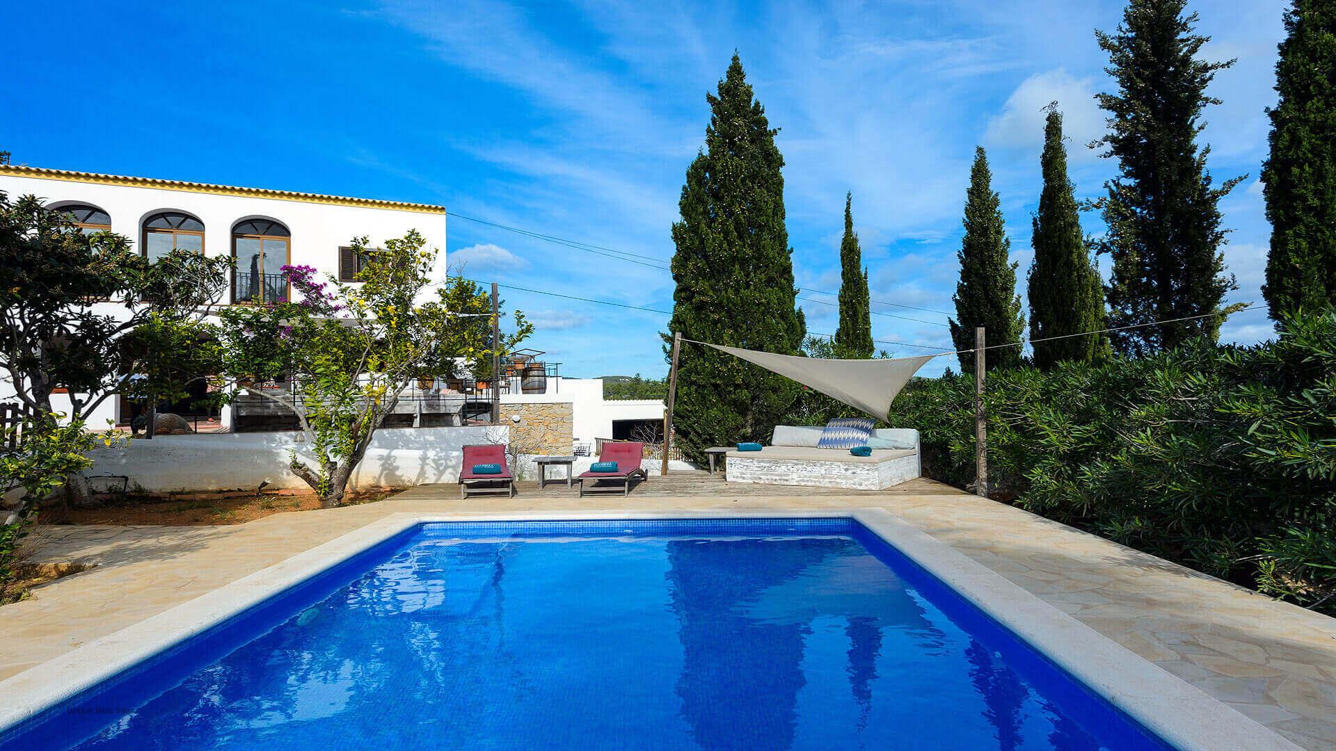 Villa Pranayama Ibiza 1 Santa Gertrudis