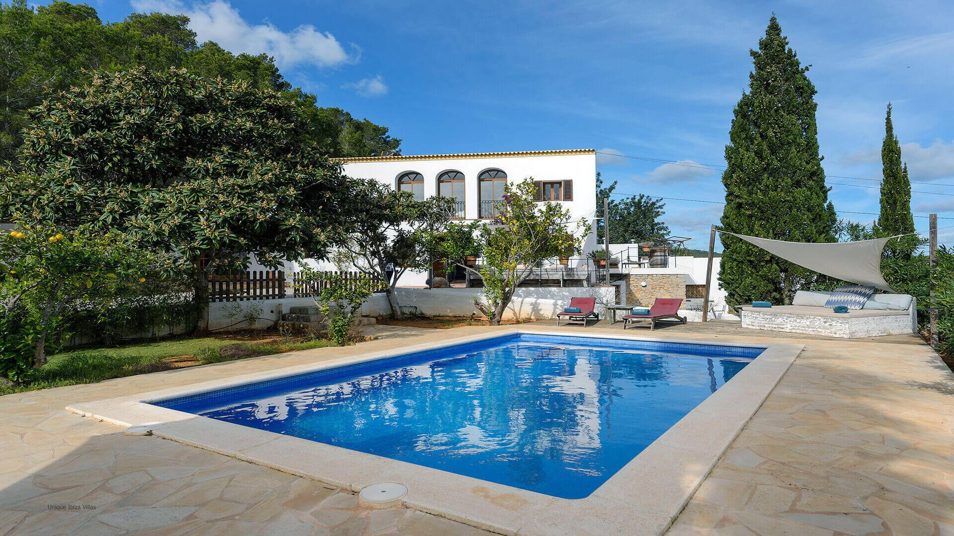 Villa Pranayama Ibiza 2 Santa Gertrudis