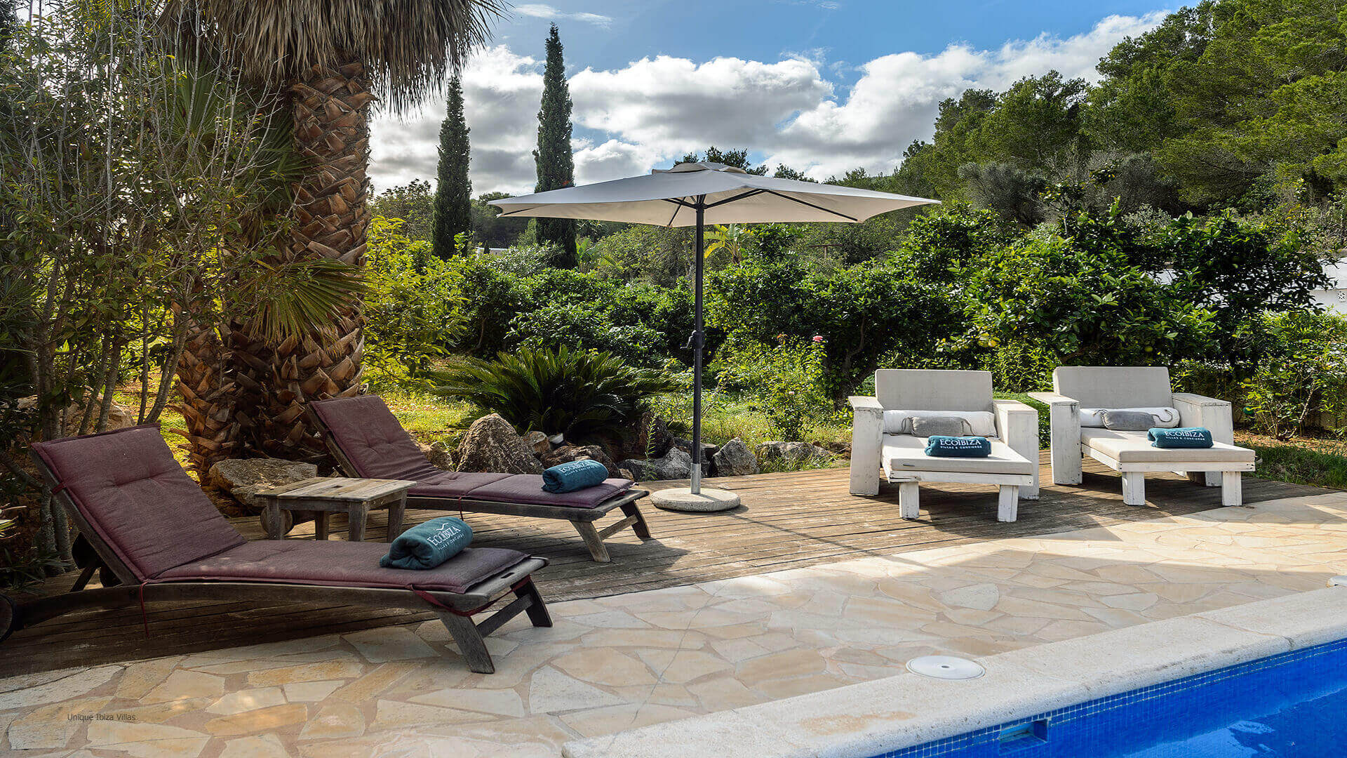 Villa Pranayama Ibiza 3 Santa Gertrudis